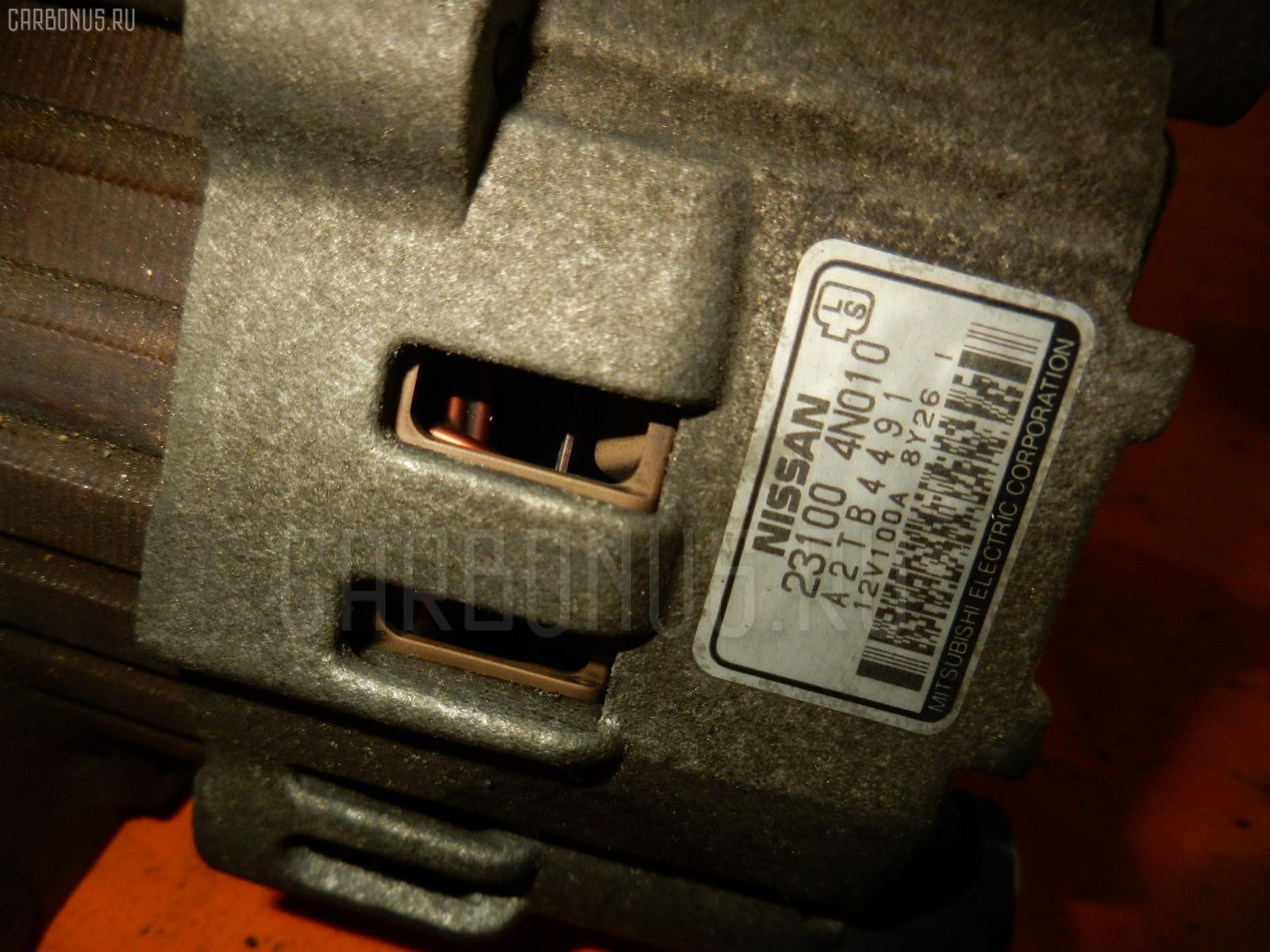 Генератор NISSAN LIBERTY PM12 SR20DE Фото 4