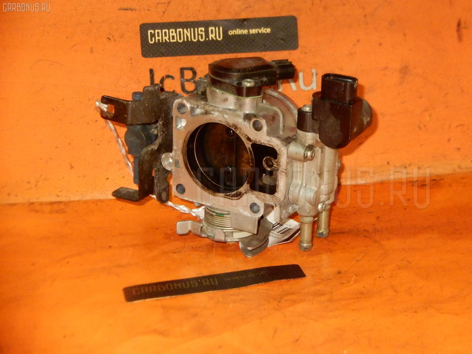 Дроссельная заслонка Honda Airwave GJ1 L15A Фото 1