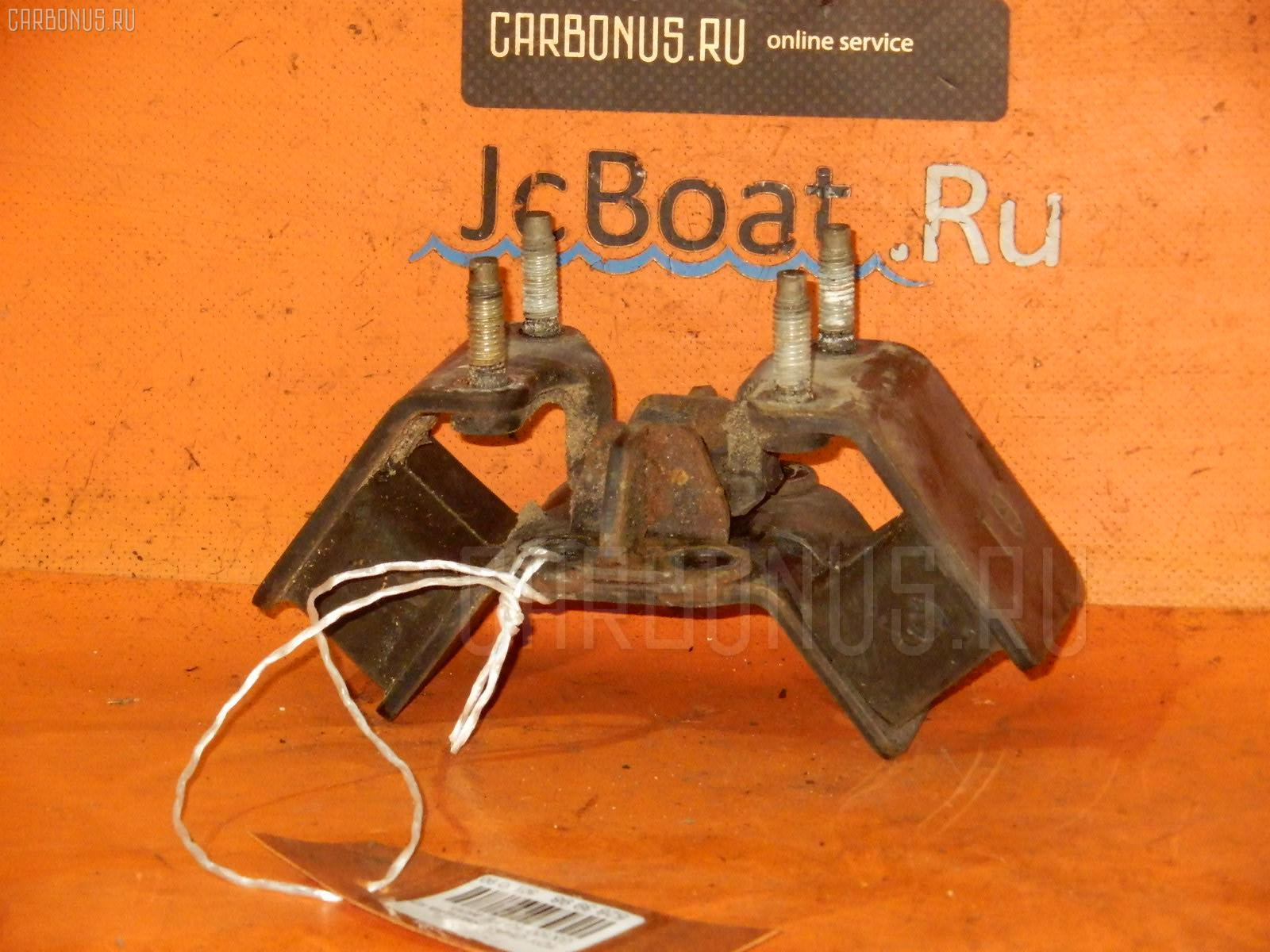 Подушка КПП TOYOTA CHASER GX100 1G-FE Фото 1