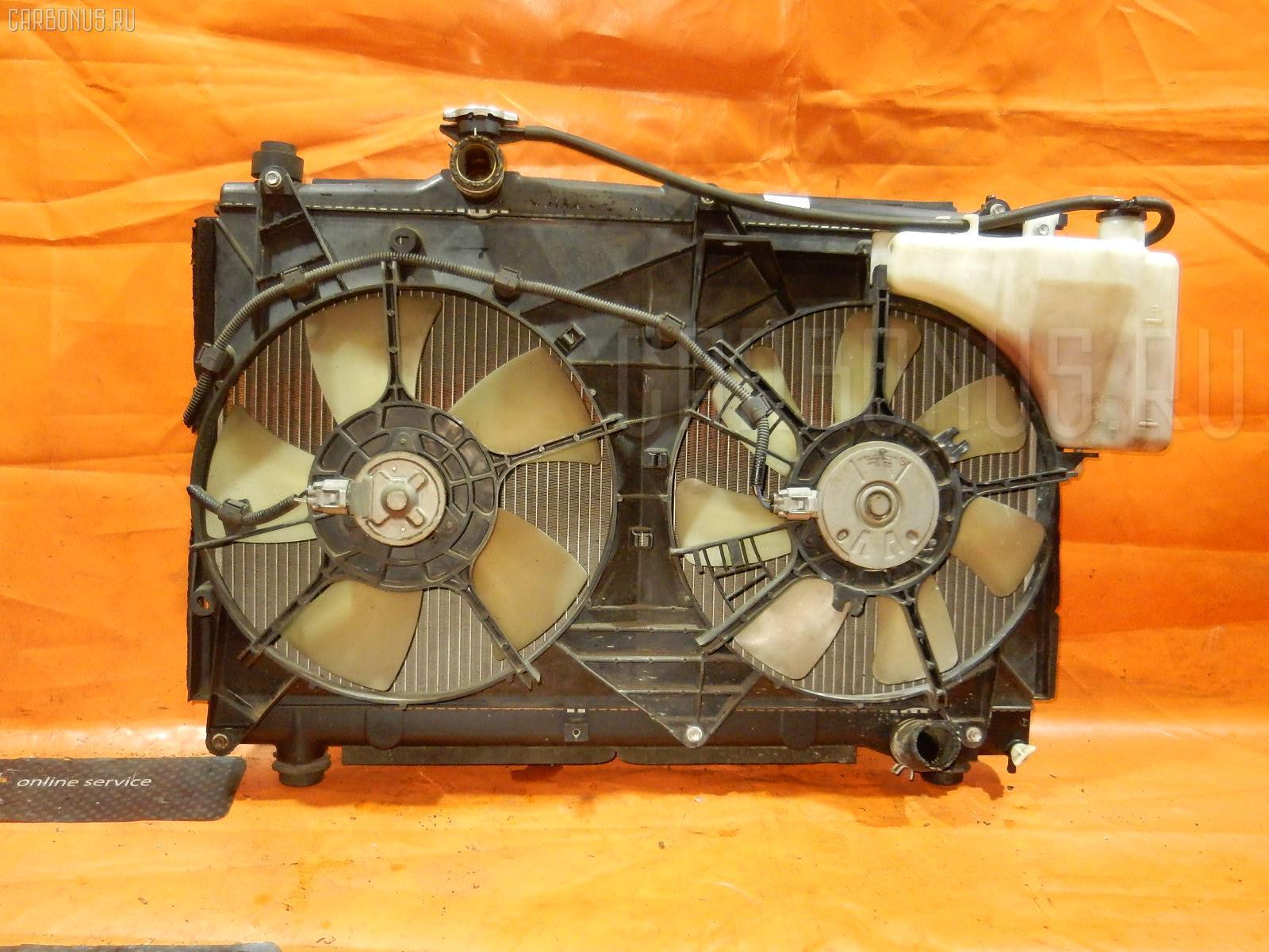 Радиатор ДВС TOYOTA VOXY AZR60 1AZ-FSE Фото 2