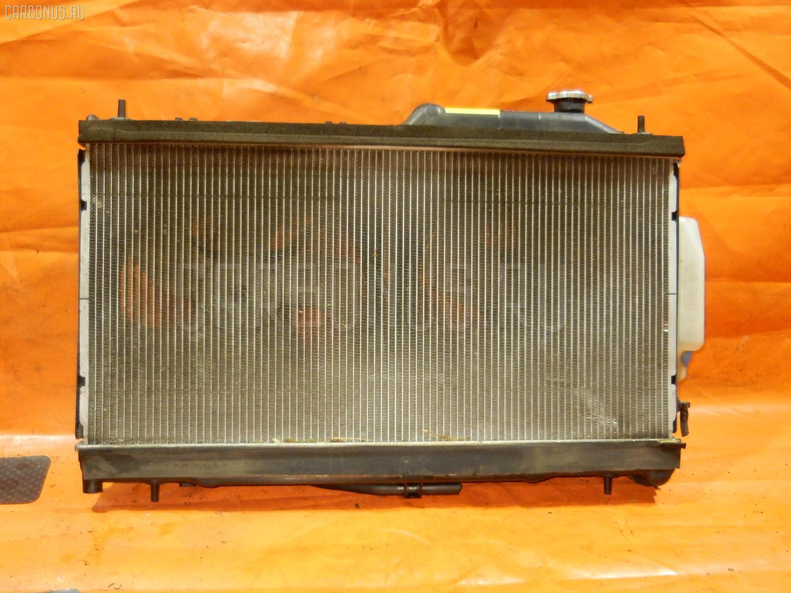 Радиатор ДВС SUBARU LEGACY BP9 EJ25 Фото 3