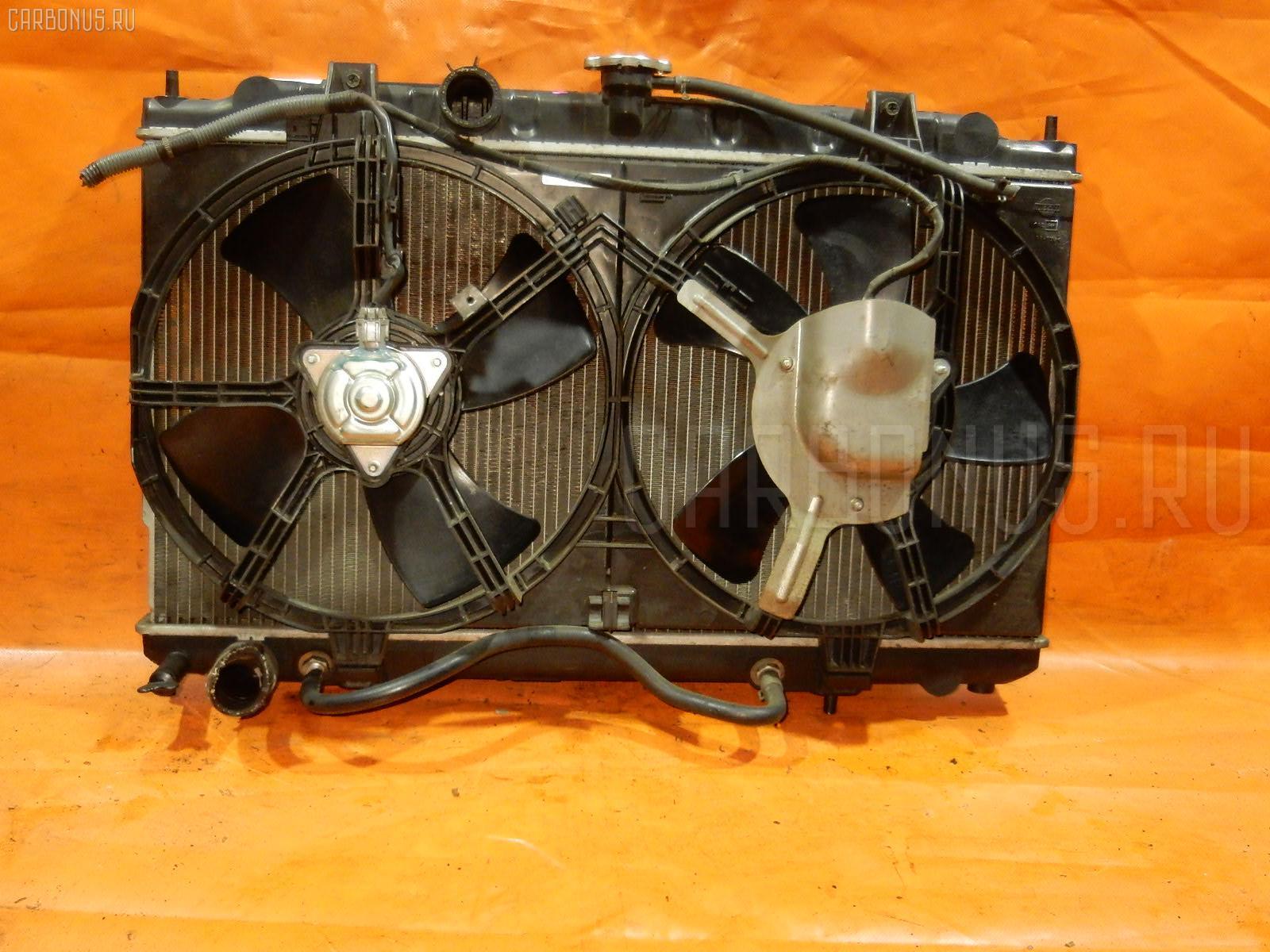 Вентилятор радиатора ДВС Nissan Primera TP12 QR20DE Фото 1
