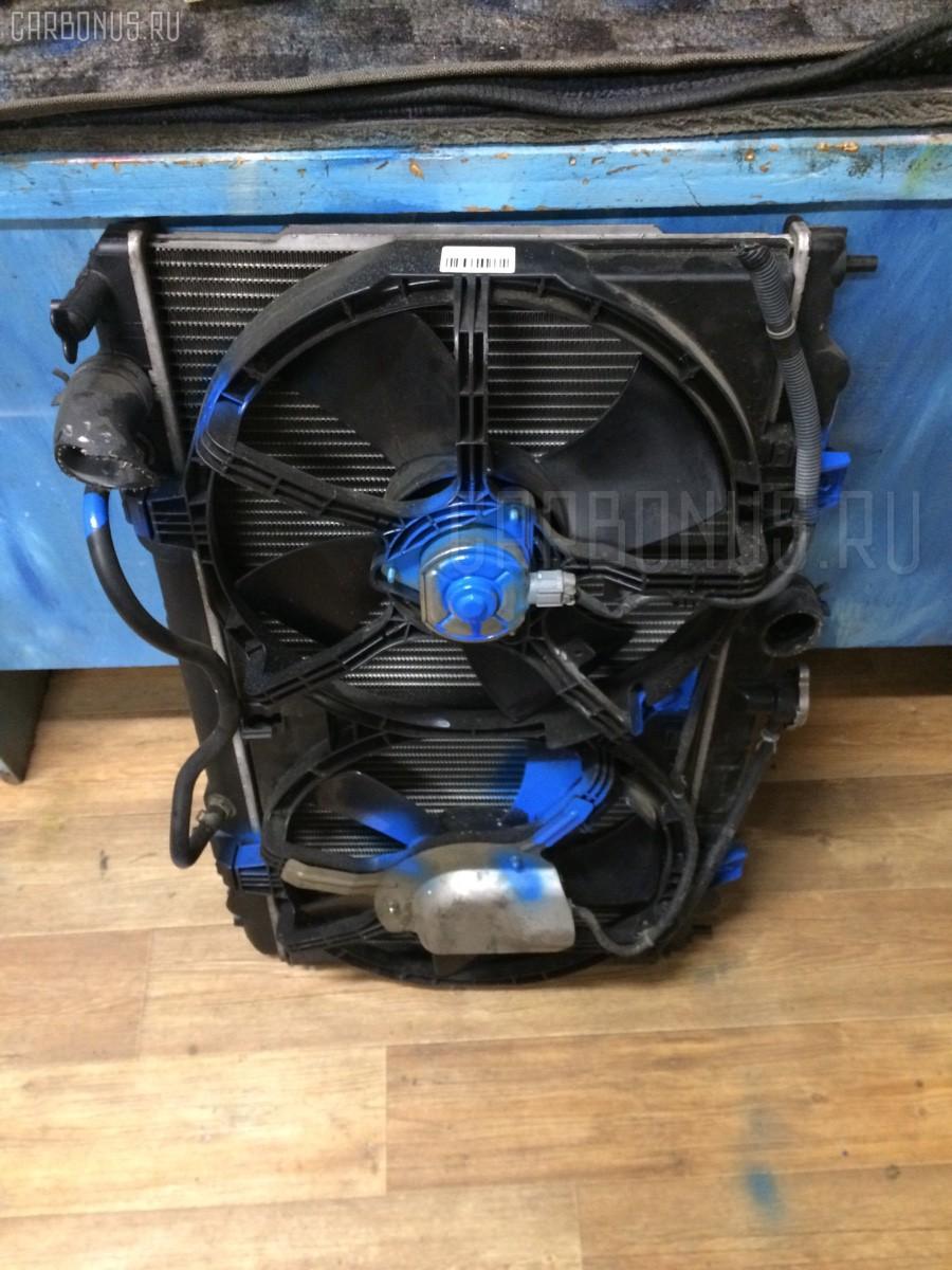 Радиатор ДВС NISSAN PRIMERA TP12 QR20DE Фото 1