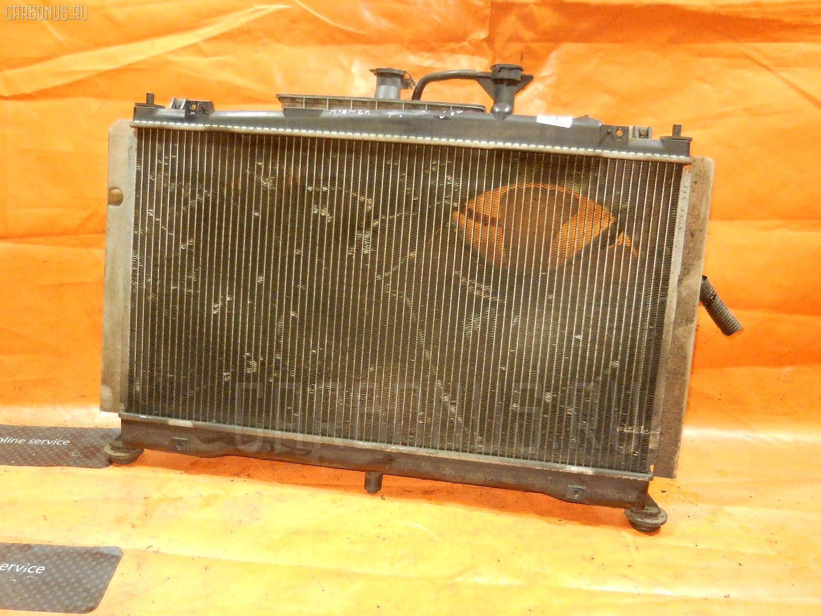 Радиатор ДВС MAZDA ATENZA SPORT WAGON GY3W L3-VE. Фото 5