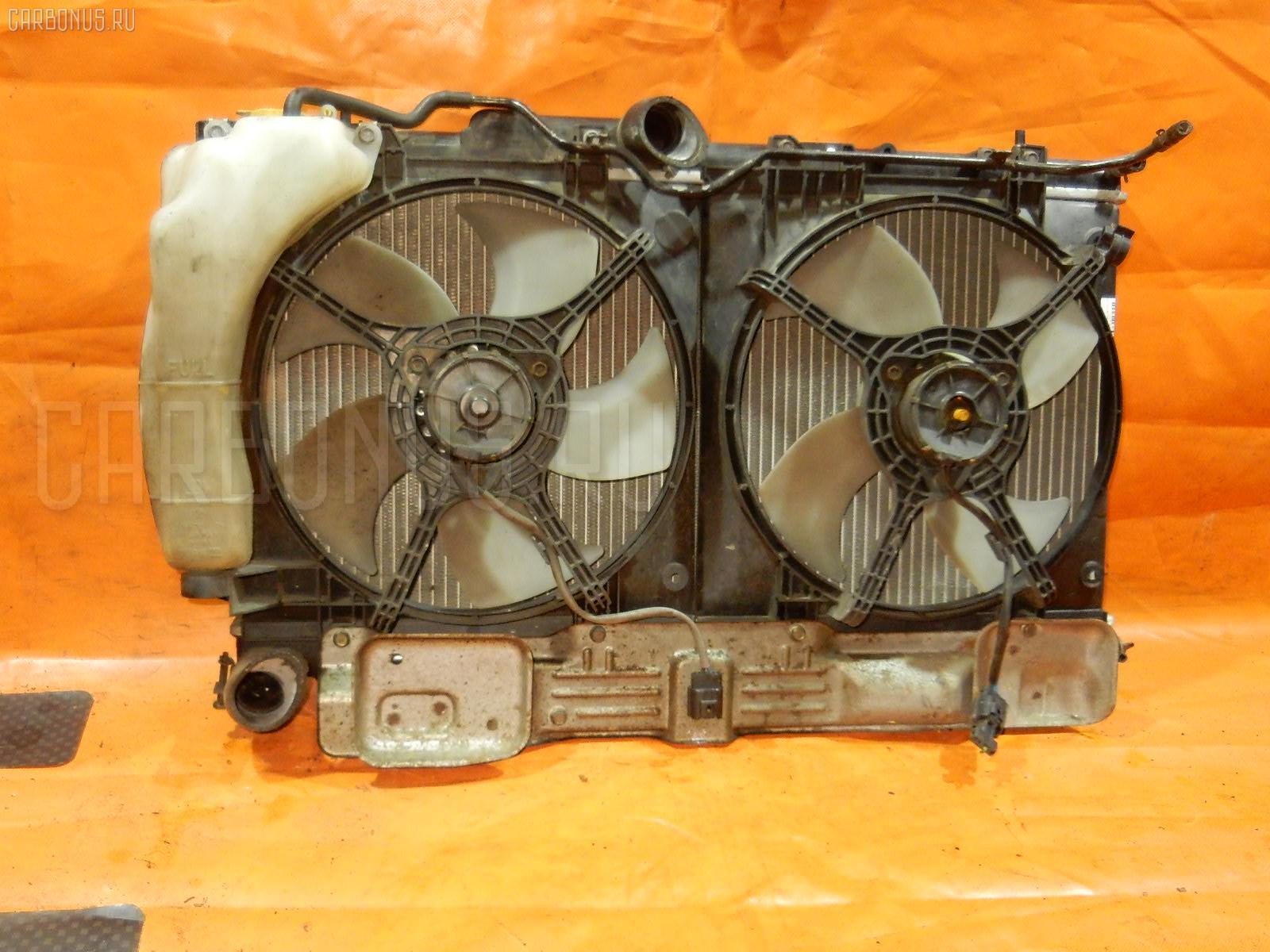 Радиатор ДВС SUBARU LEGACY BH5 EJ206 Фото 1