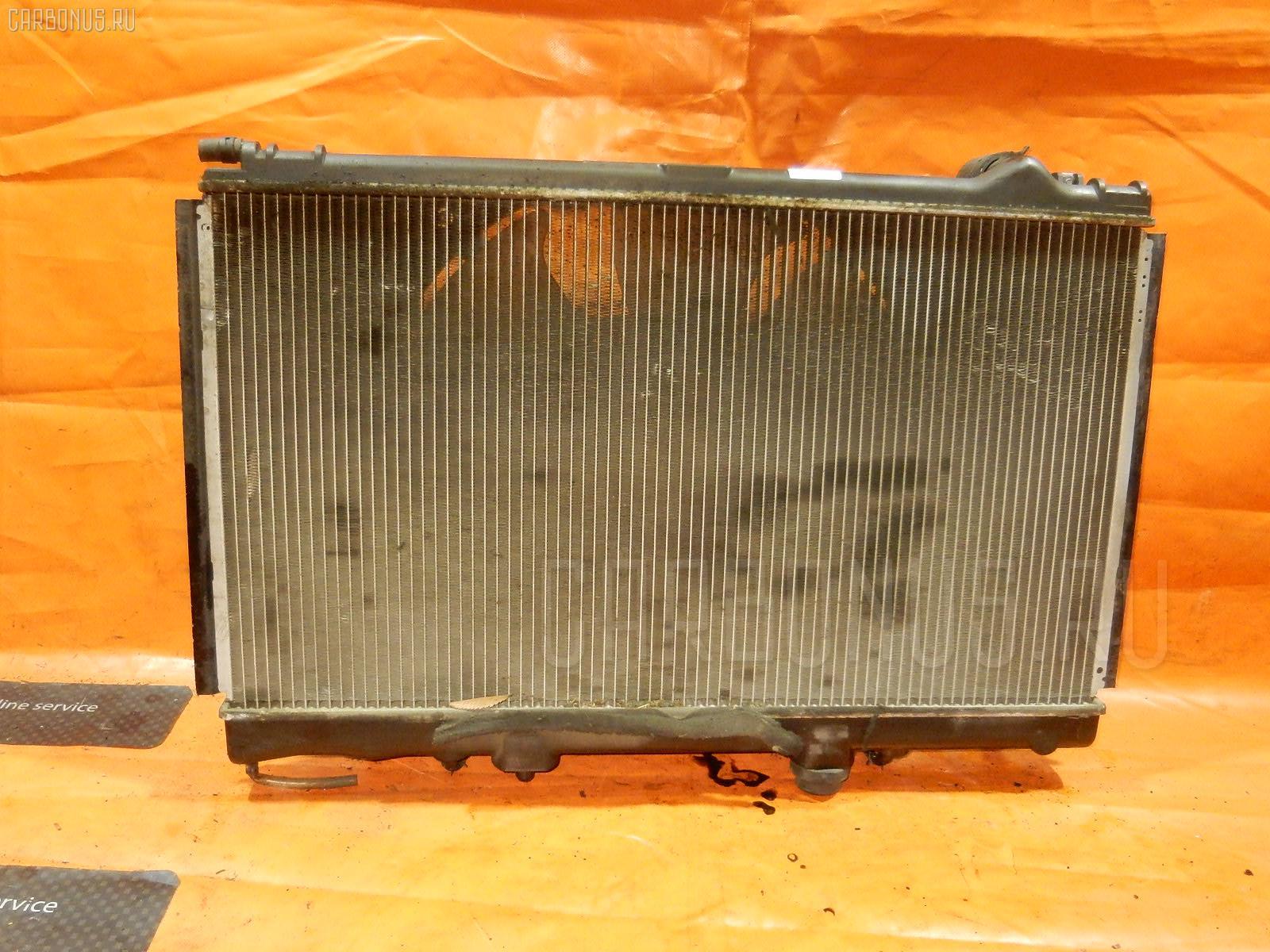 Радиатор ДВС TOYOTA CELSIOR UCF21 1UZ-FE. Фото 9