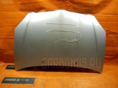 Капот Toyota Corolla runx ZZE124 Фото 3