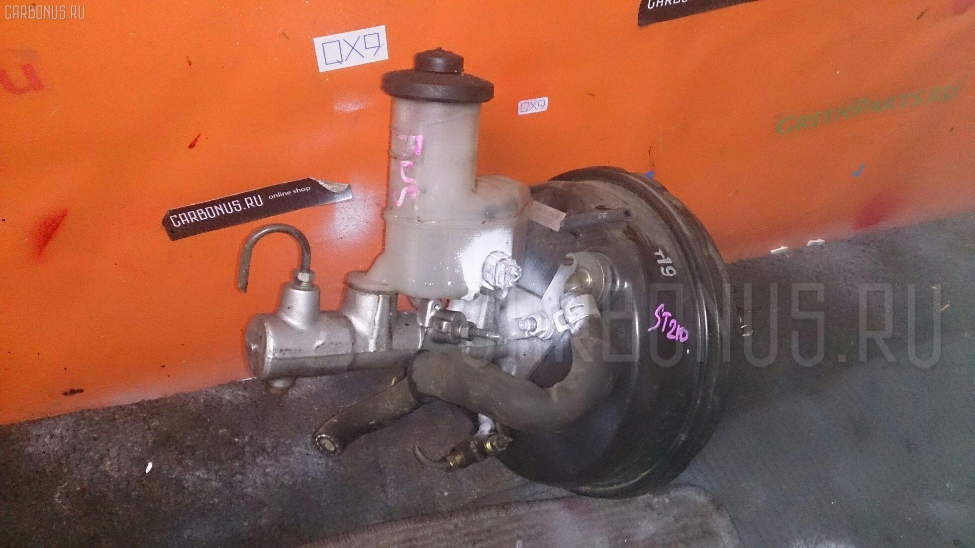 Главный тормозной цилиндр TOYOTA CALDINA ST210 3S-FE Фото 1
