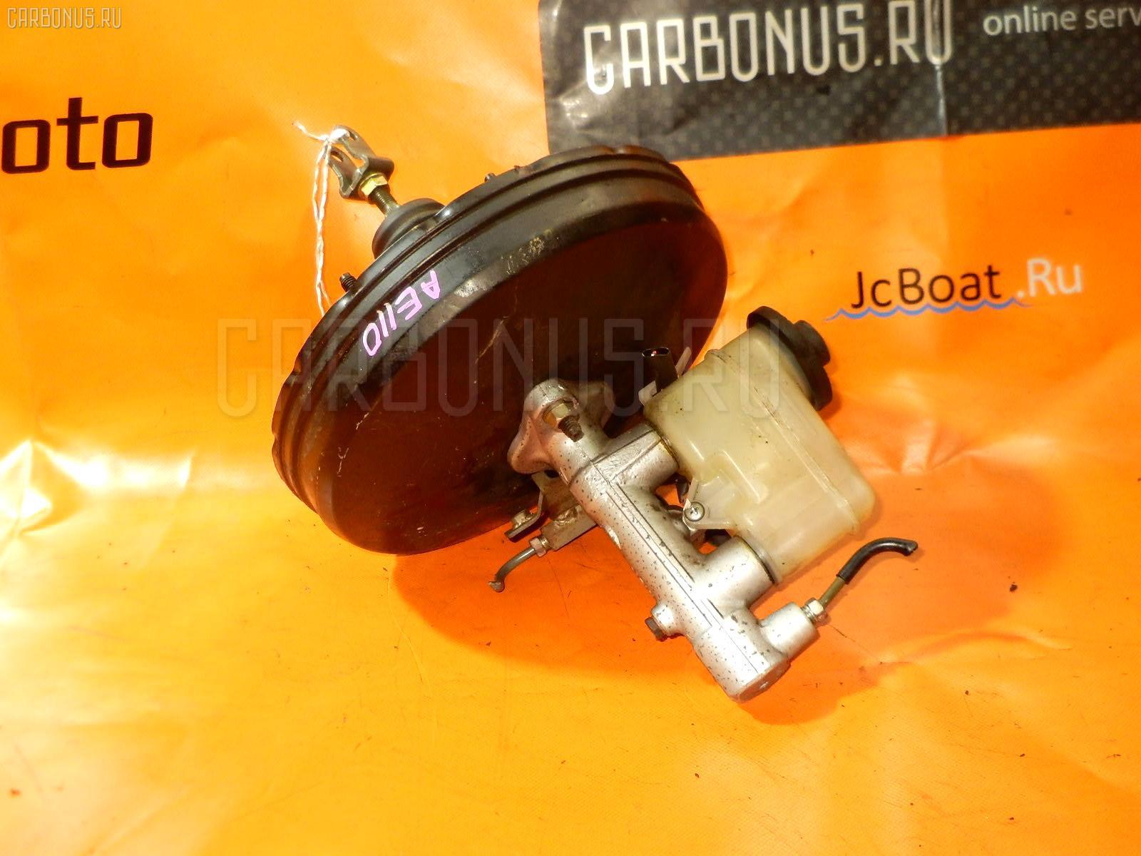 Главный тормозной цилиндр TOYOTA COROLLA AE110 5A-FE Фото 2