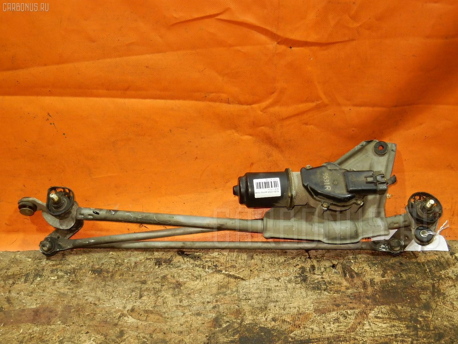 Мотор привода дворников SUBARU LEGACY WAGON BH5. Фото 11