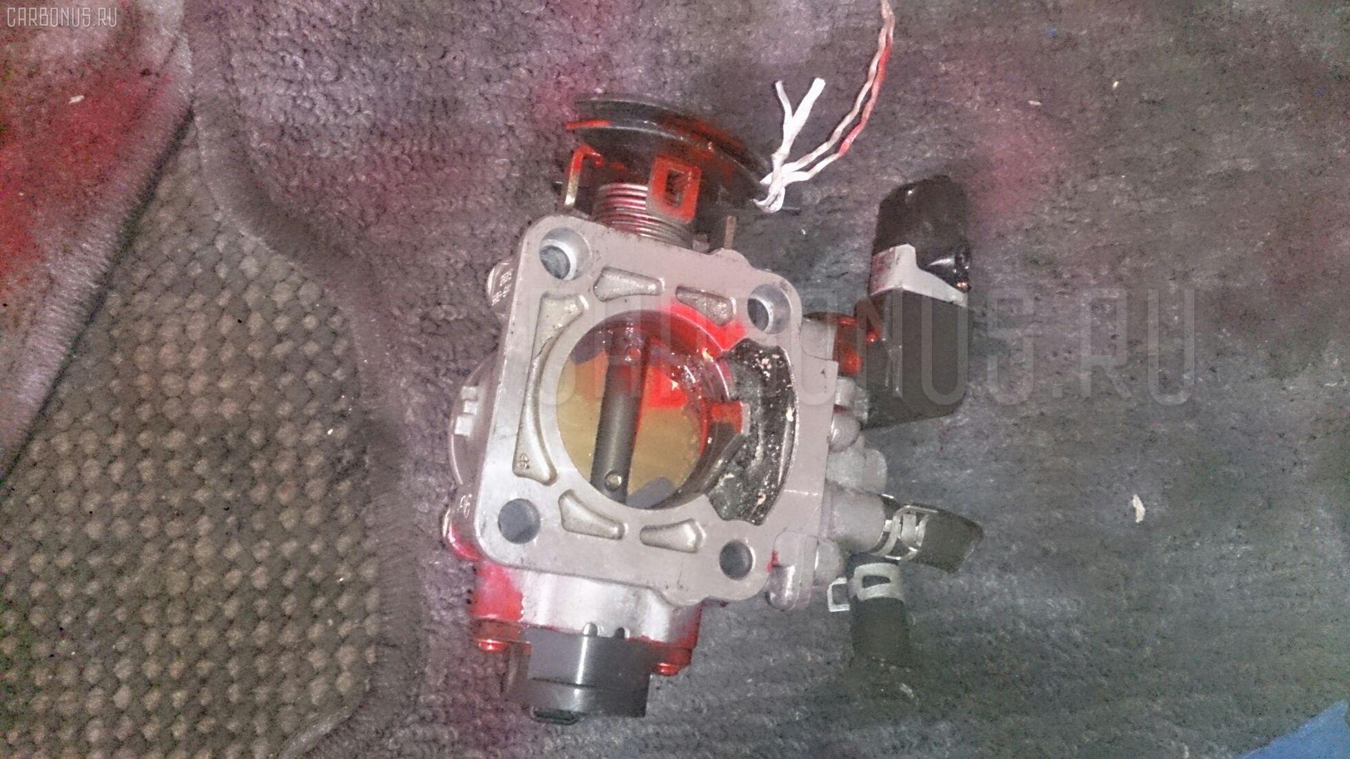 Дроссельная заслонка SUZUKI SWIFT HT51S M13A. Фото 6