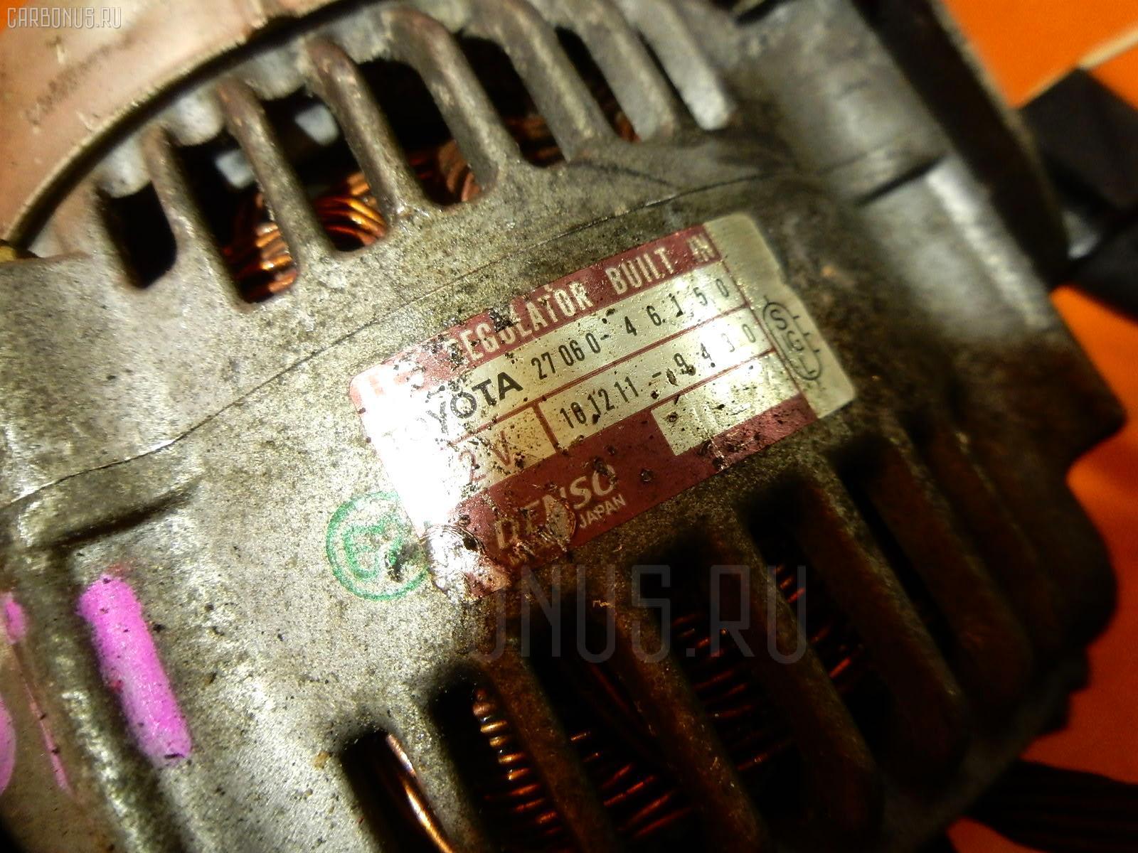 Генератор HONDA STREAM RN1 D17A Фото 4