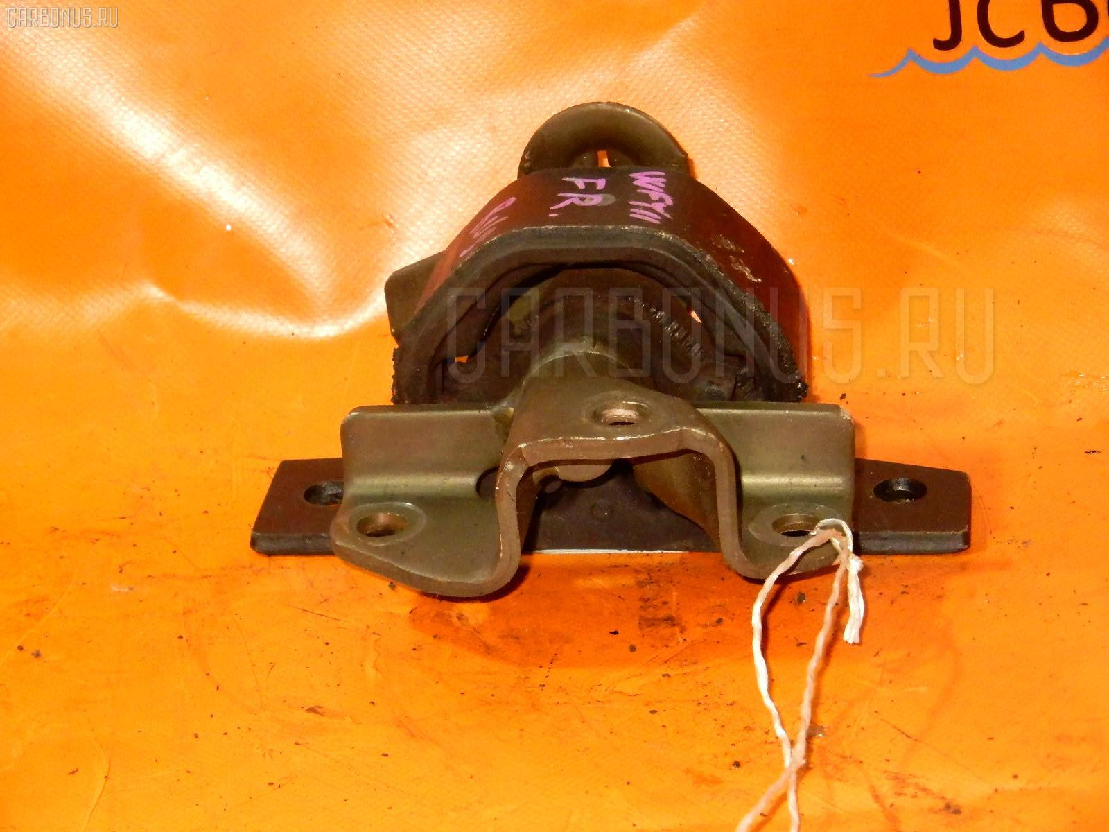 Подушка двигателя NISSAN WINGROAD WFY11 QG15DE. Фото 9