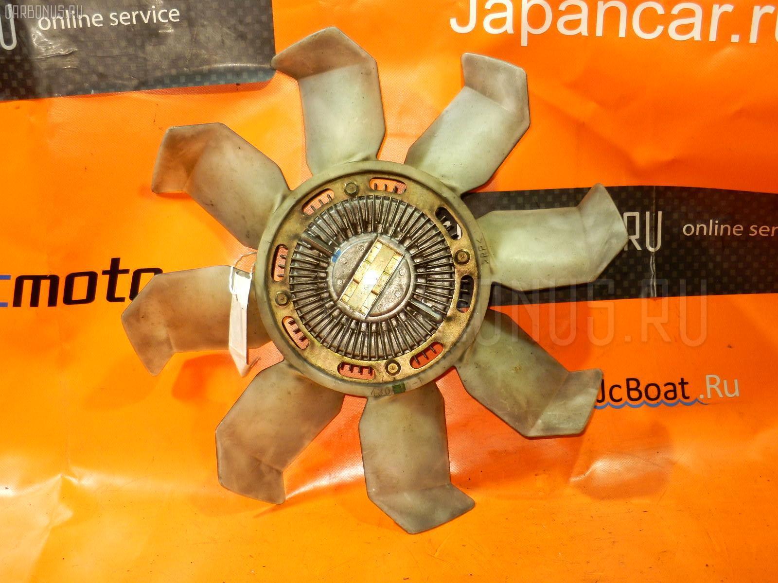 Вискомуфта MITSUBISHI PAJERO V45W 6G74 Фото 2