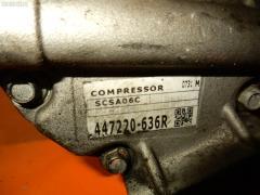 Компрессор кондиционера Toyota Corolla NZE121 1NZ-FE Фото 7