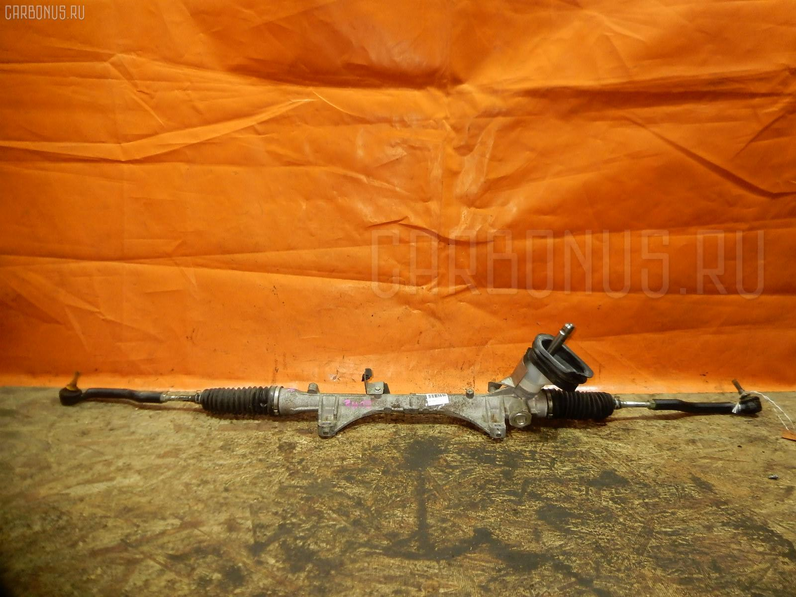 Рулевая рейка NISSAN NOTE E11 HR15DE Фото 1