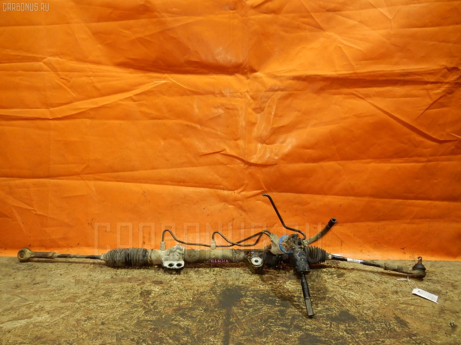 Рулевая рейка NISSAN WINGROAD WHNY11 QG18DE Фото 2