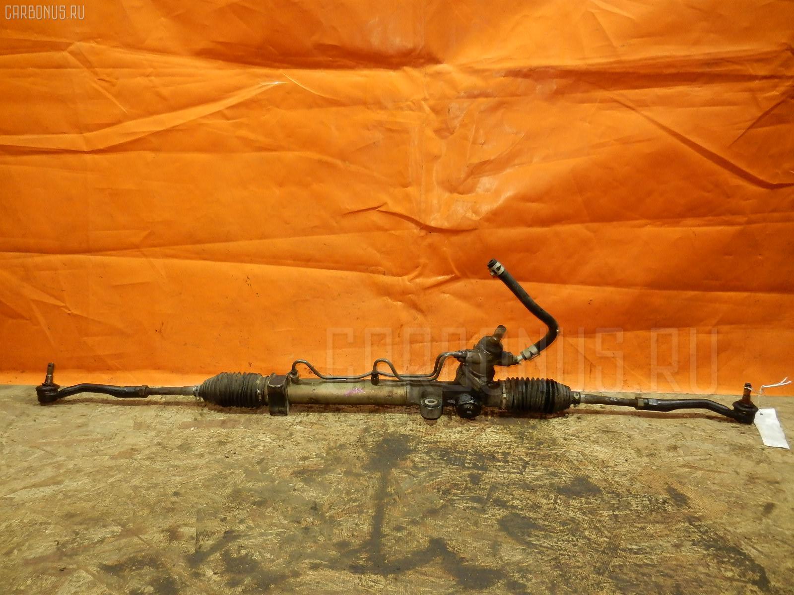 Рулевая рейка TOYOTA IPSUM SXM10 3S-FE. Фото 6