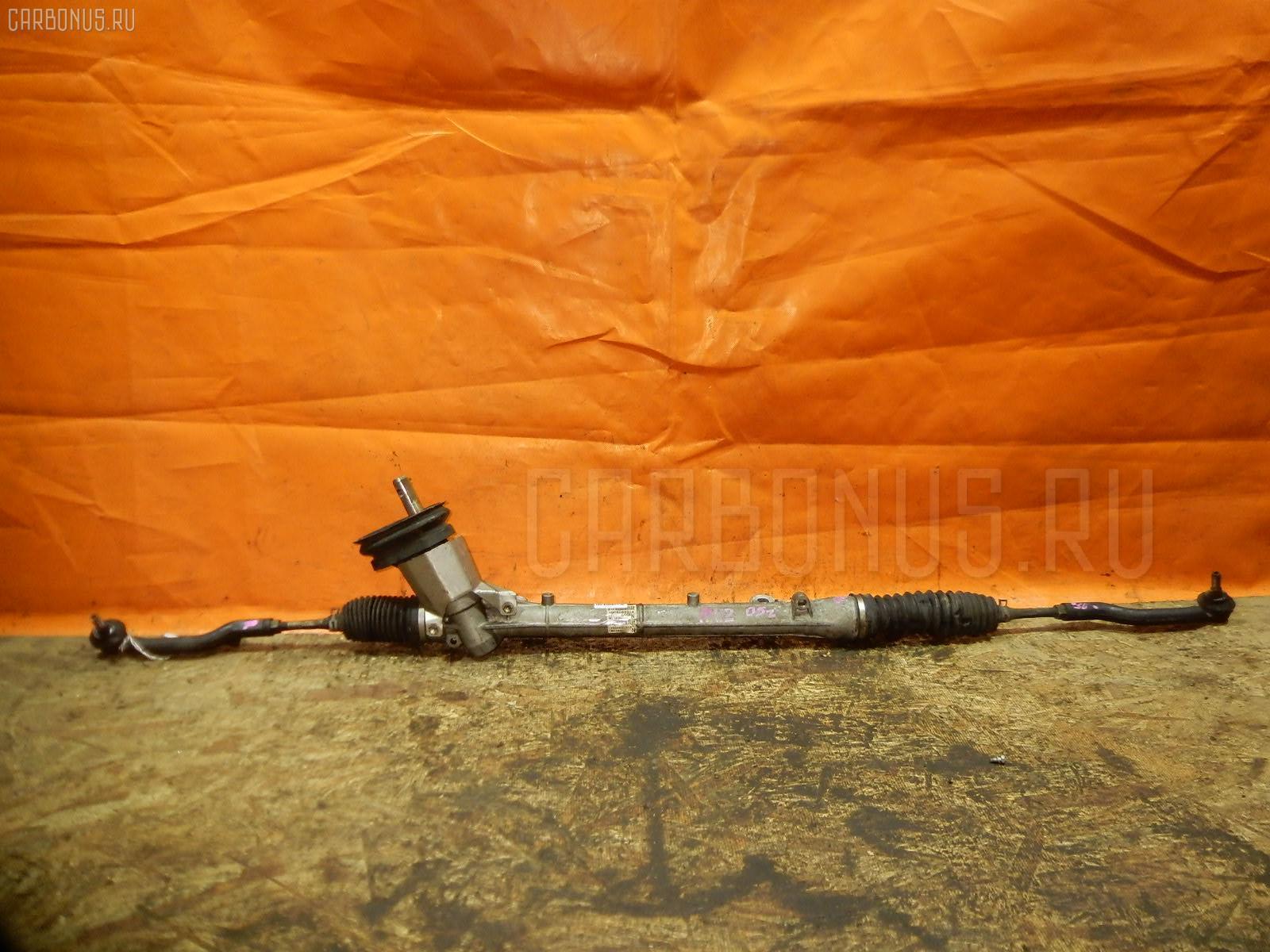 Рулевая рейка NISSAN MARCH AK12 CR12DE Фото 1