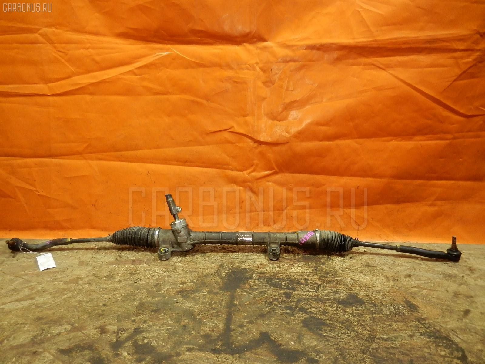 Рулевая рейка TOYOTA COROLLA FIELDER NZE121 1NZ-FE Фото 1