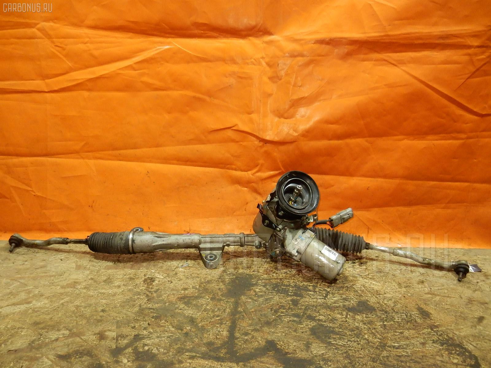 Рулевая рейка HONDA FIT GE6 L13A Фото 4