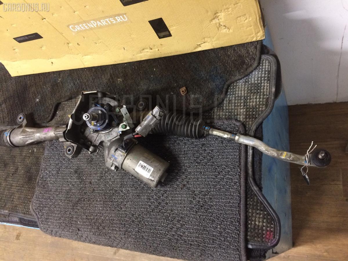 Рулевая рейка HONDA FIT GE6 L13A Фото 3