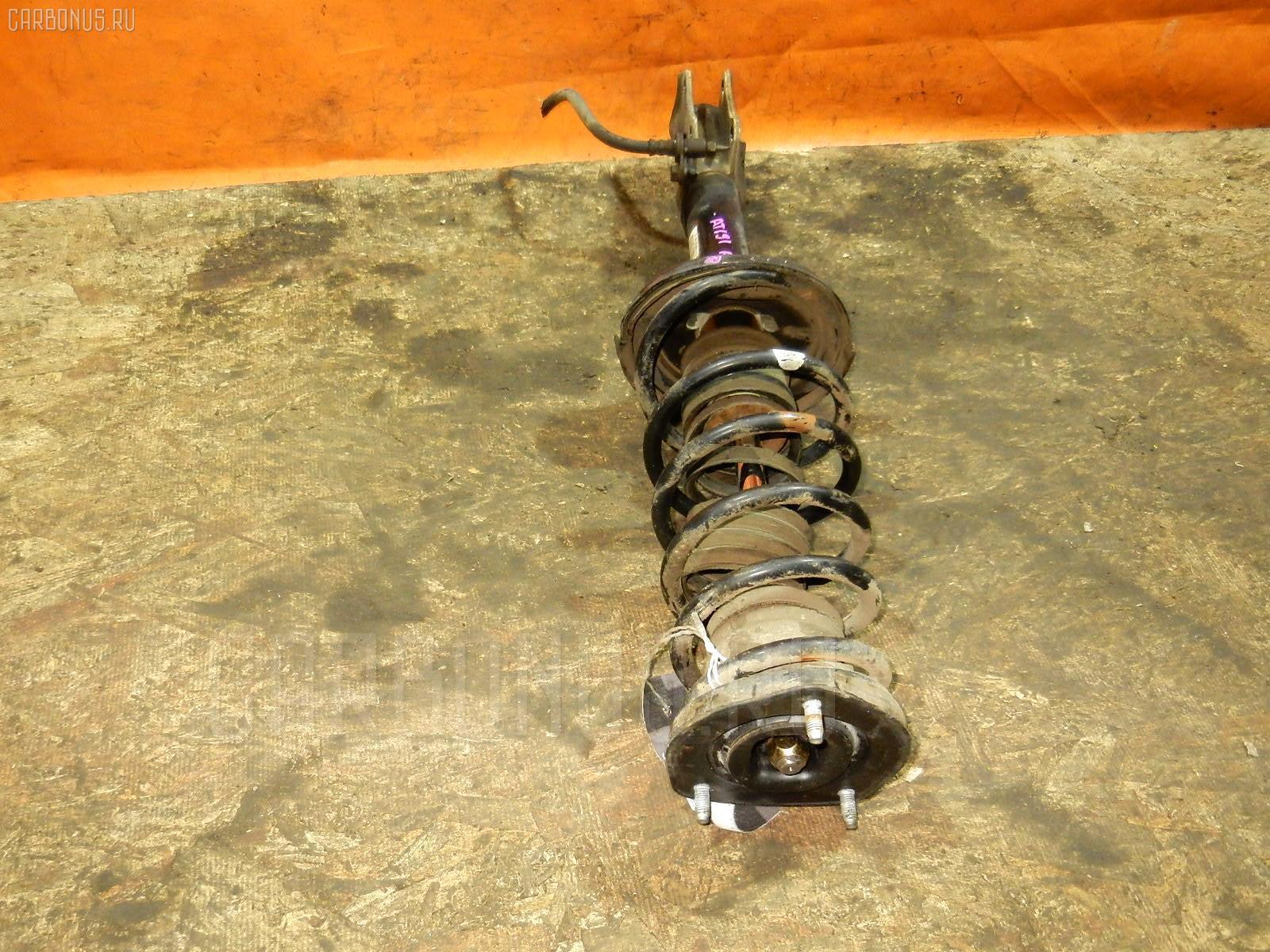 Стойка амортизатора Toyota Caldina AT191G 7A-FE Фото 1