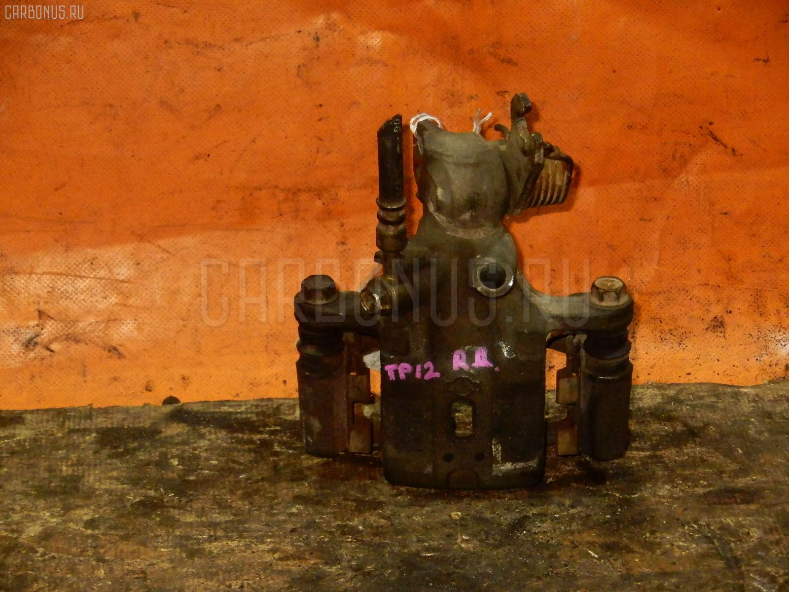 Суппорт NISSAN PRIMERA TP12 QR20DE. Фото 3