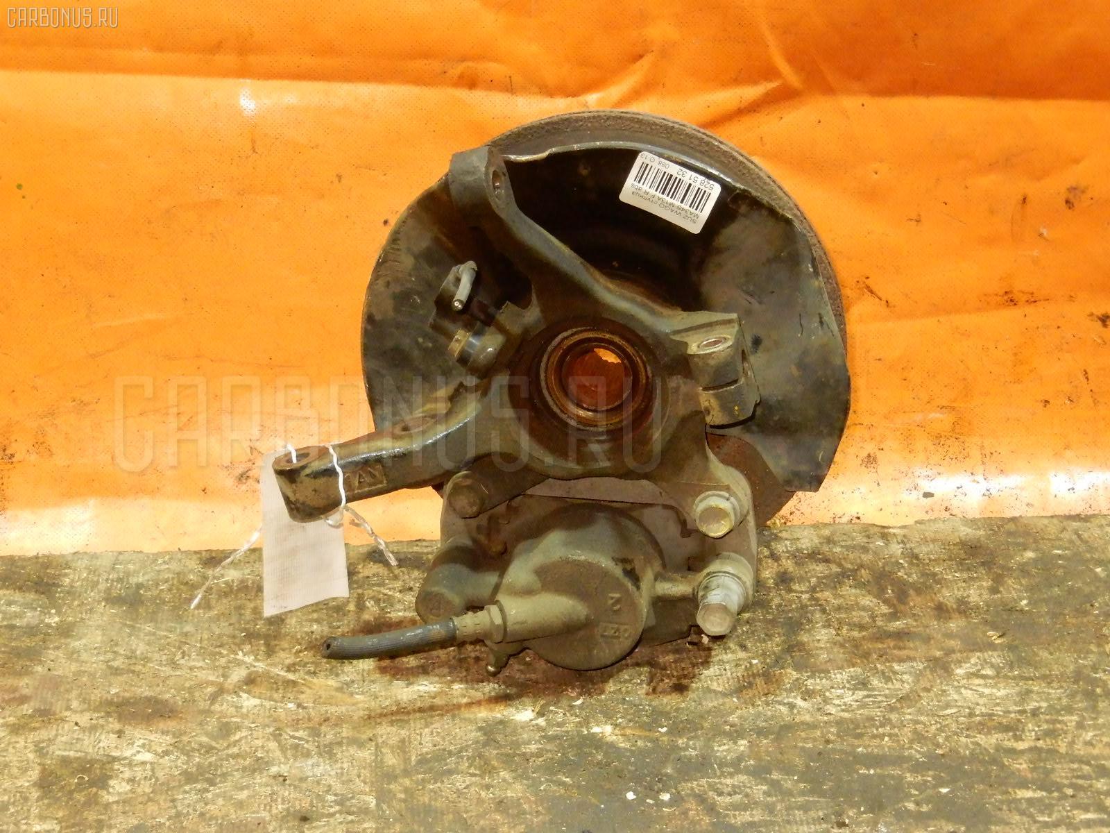 Ступица SUZUKI WAGON R SOLIO MA34S M13A Фото 1