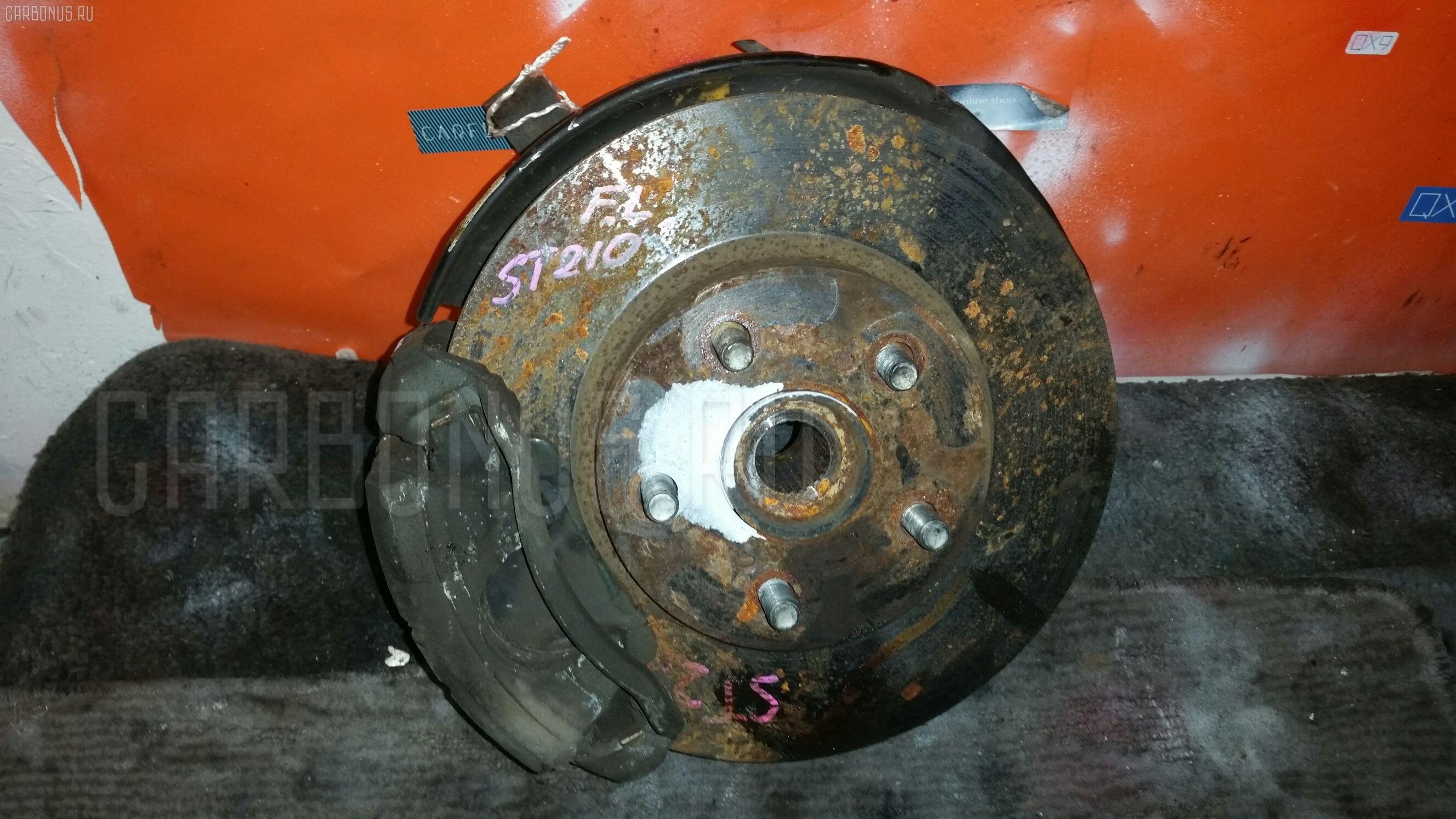 Ступица TOYOTA CALDINA ST210 3S-FE. Фото 1