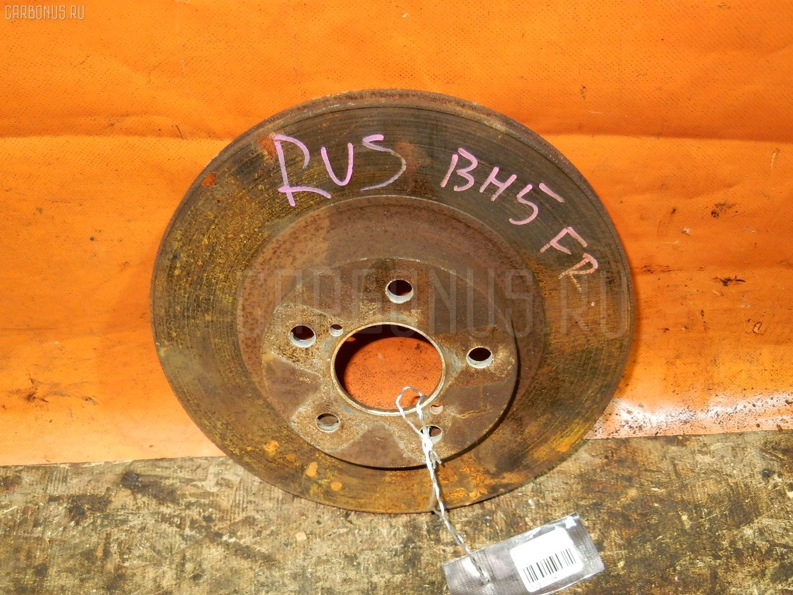 Тормозной диск SUBARU LEGACY WAGON BH5 EJ206 Фото 1