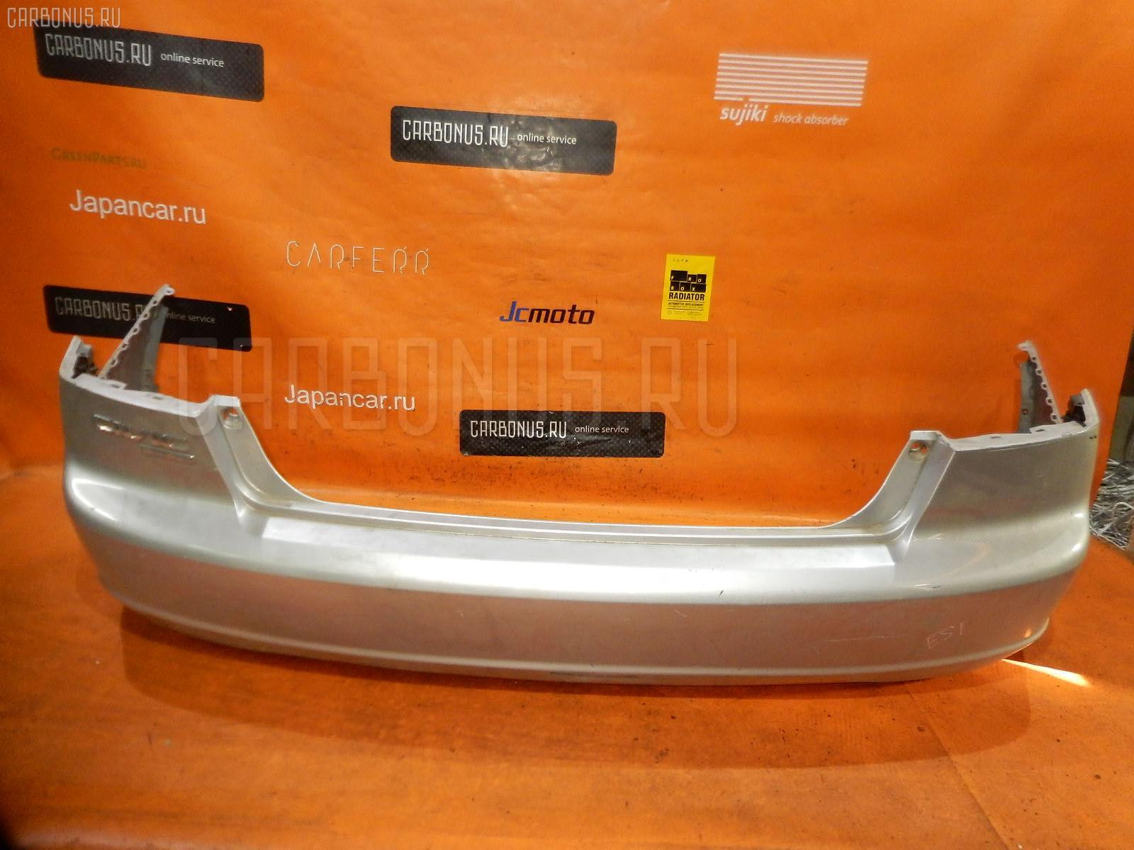 Бампер HONDA CIVIC ES1 Фото 1