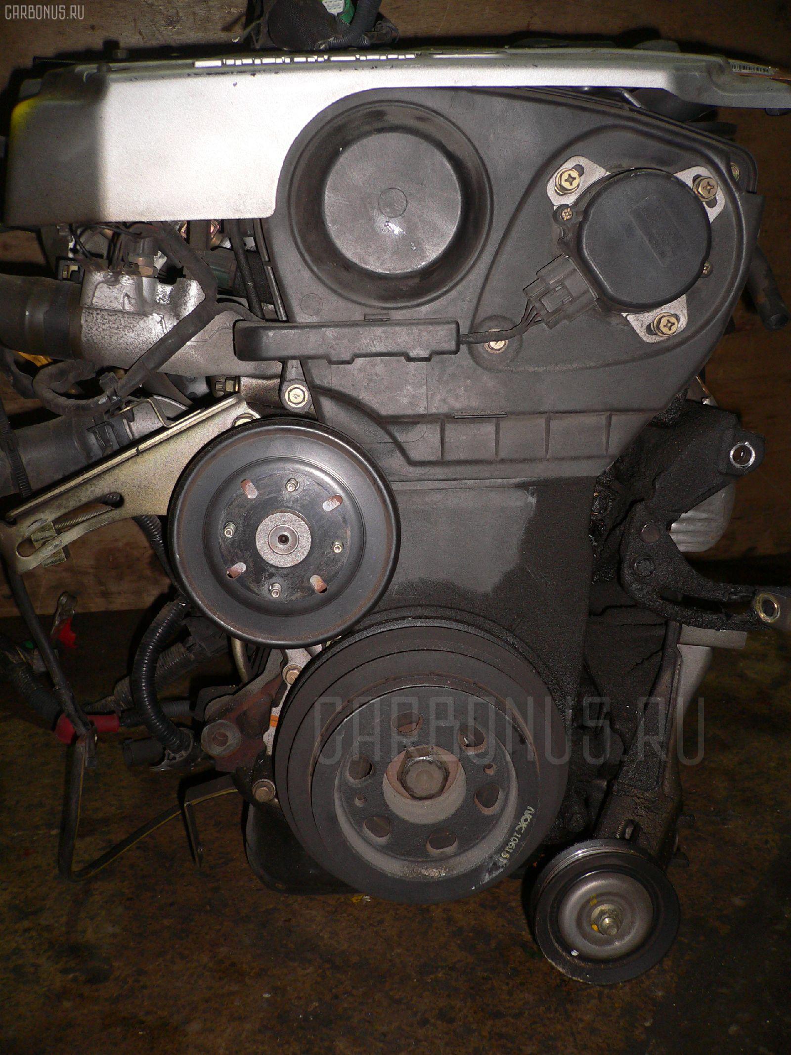 Двигатель NISSAN LAUREL GC35 RB25DE. Фото 3