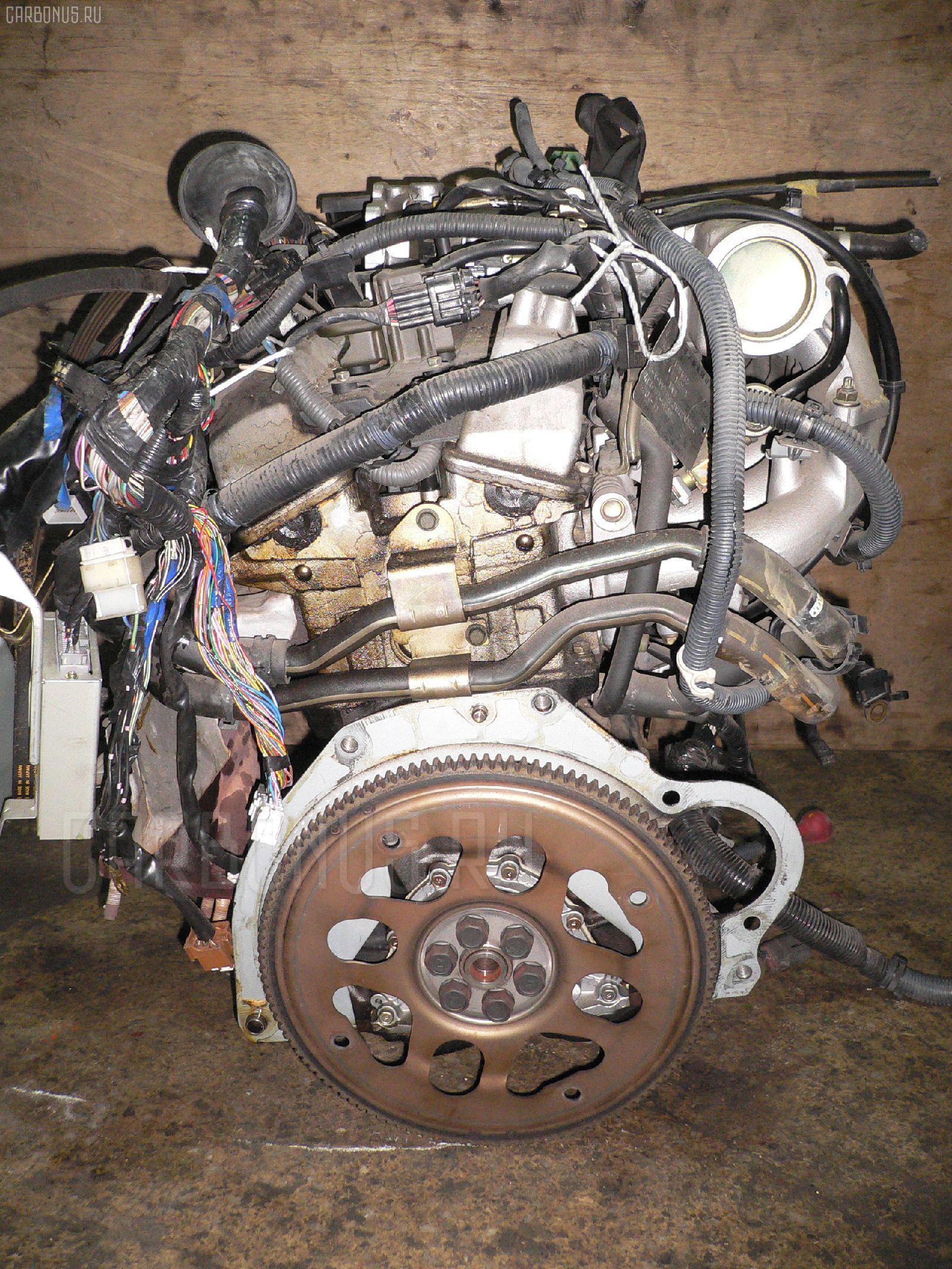 Двигатель NISSAN LAUREL GC35 RB25DE. Фото 4