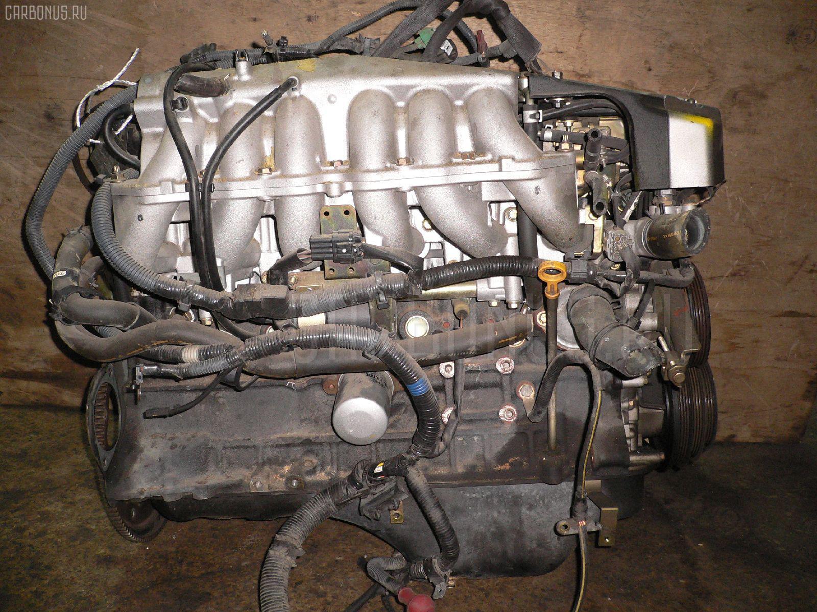 Двигатель NISSAN LAUREL GC35 RB25DE. Фото 5