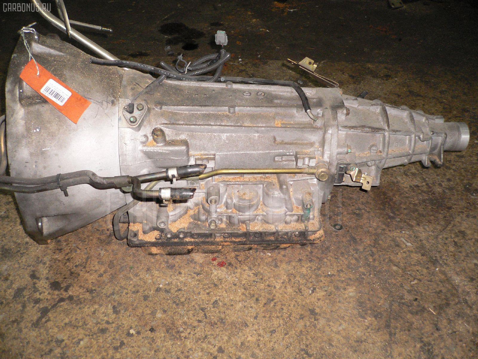 КПП автоматическая NISSAN LAUREL GC35 RB25DE Фото 4
