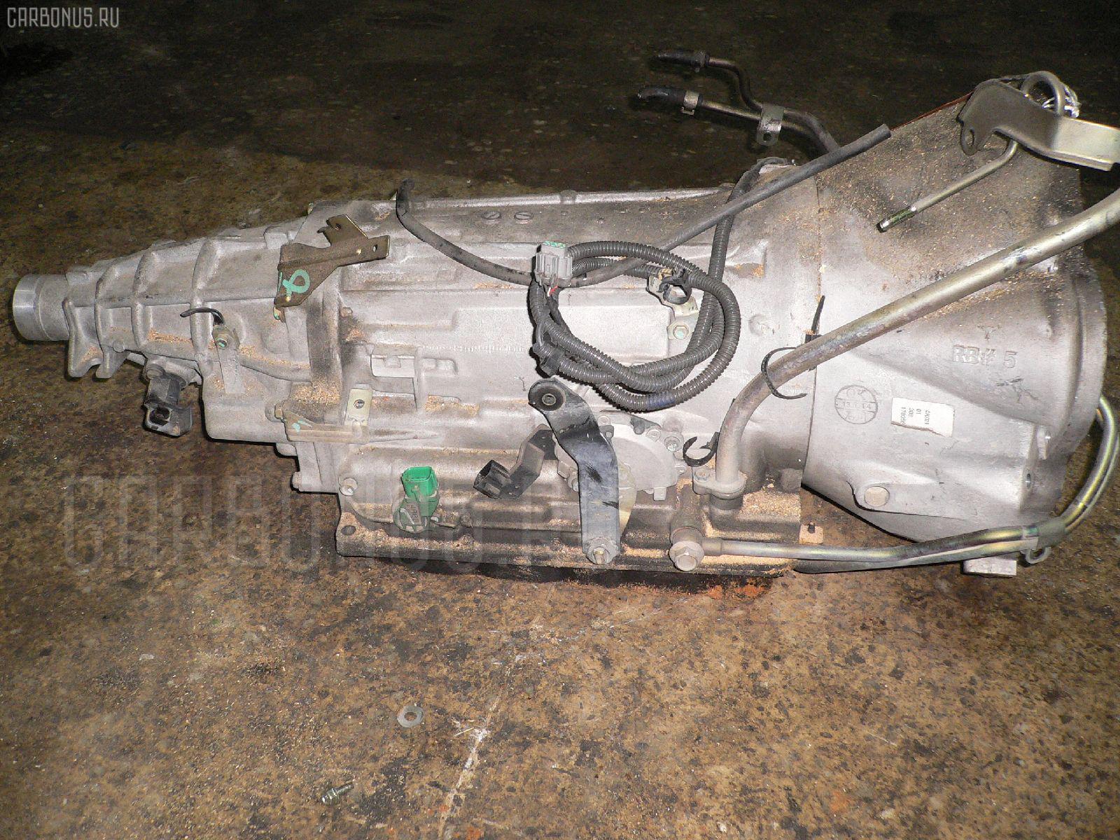 КПП автоматическая NISSAN LAUREL GC35 RB25DE. Фото 9