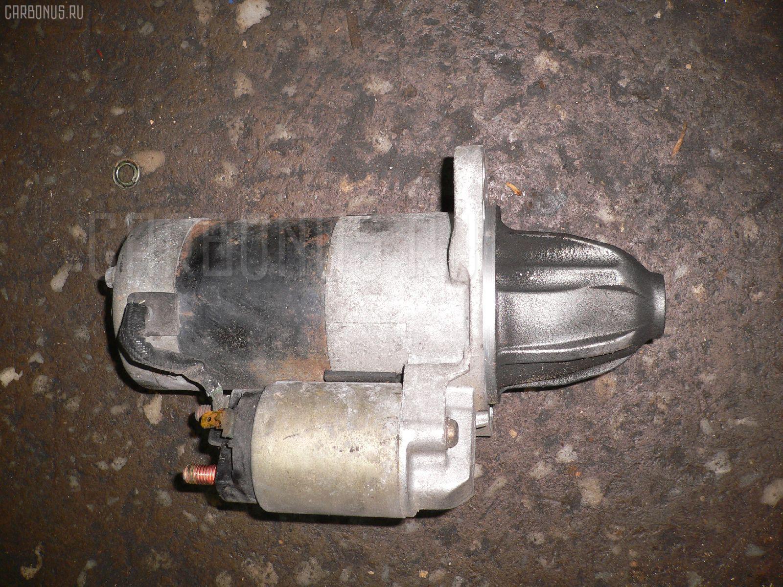 Двигатель SUBARU FORESTER SF5 EJ20. Фото 7