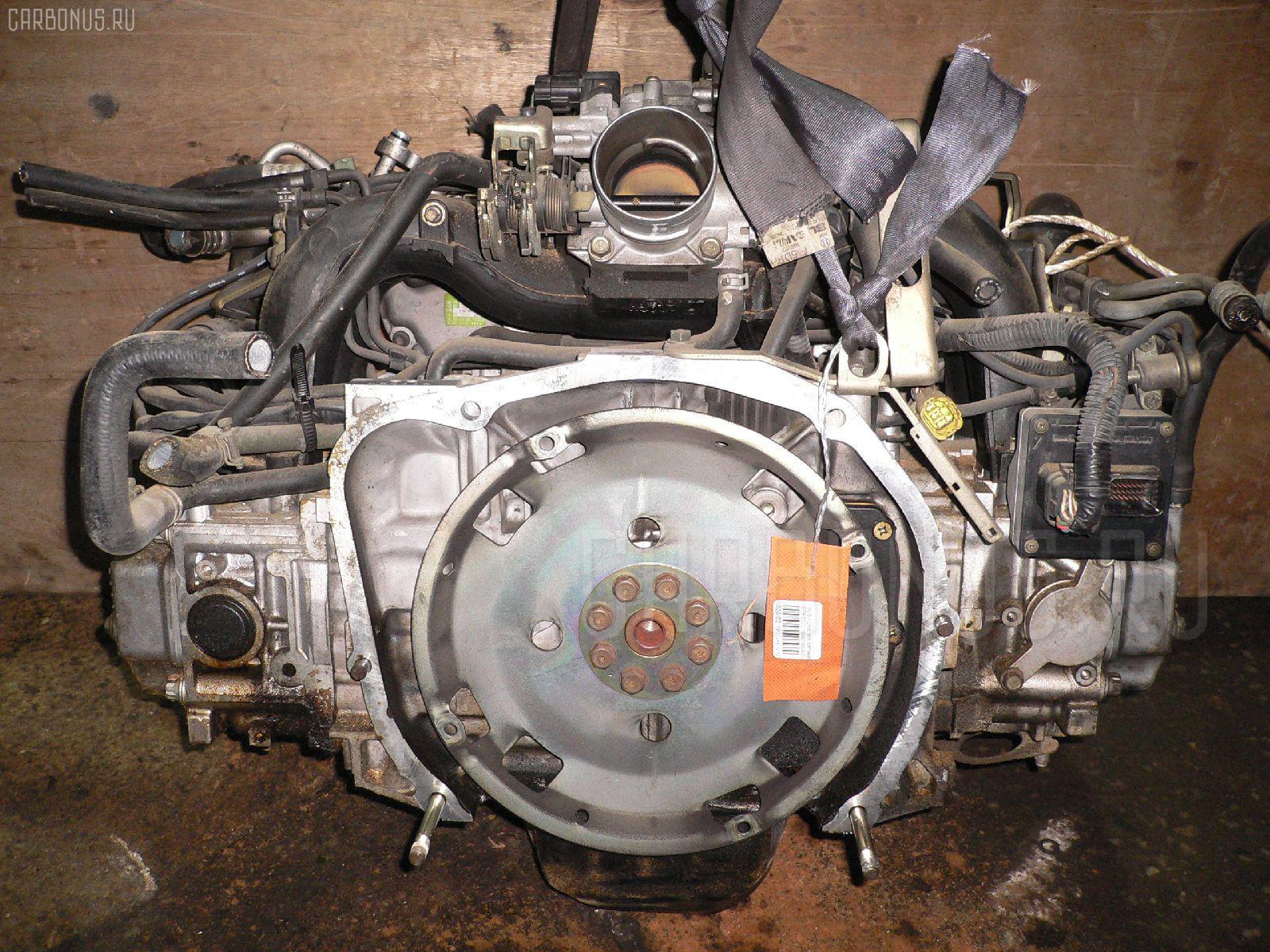 Двигатель SUBARU FORESTER SF5 EJ20. Фото 11