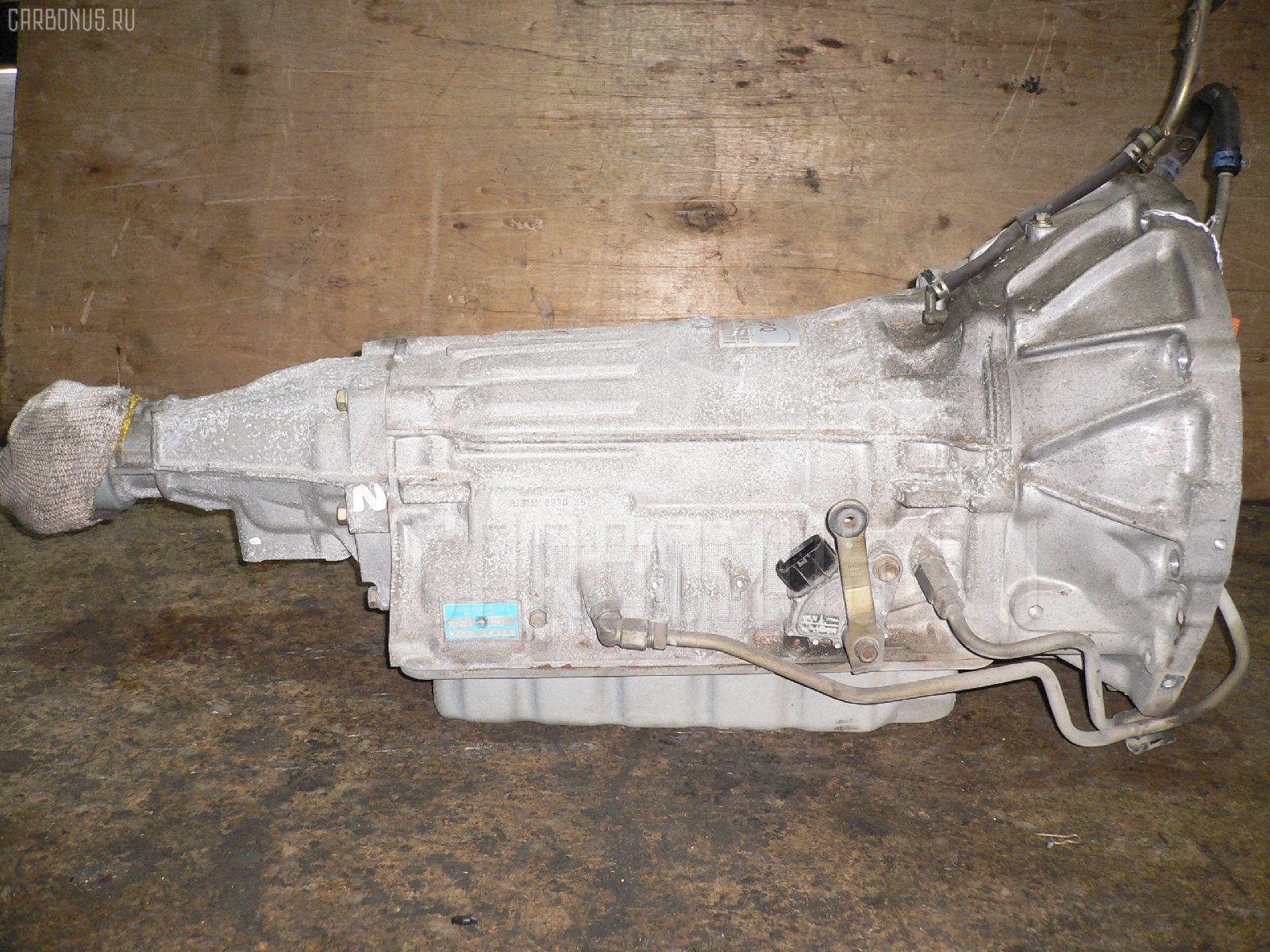 КПП автоматическая TOYOTA MARK II JZX110 1JZ-FSE Фото 4