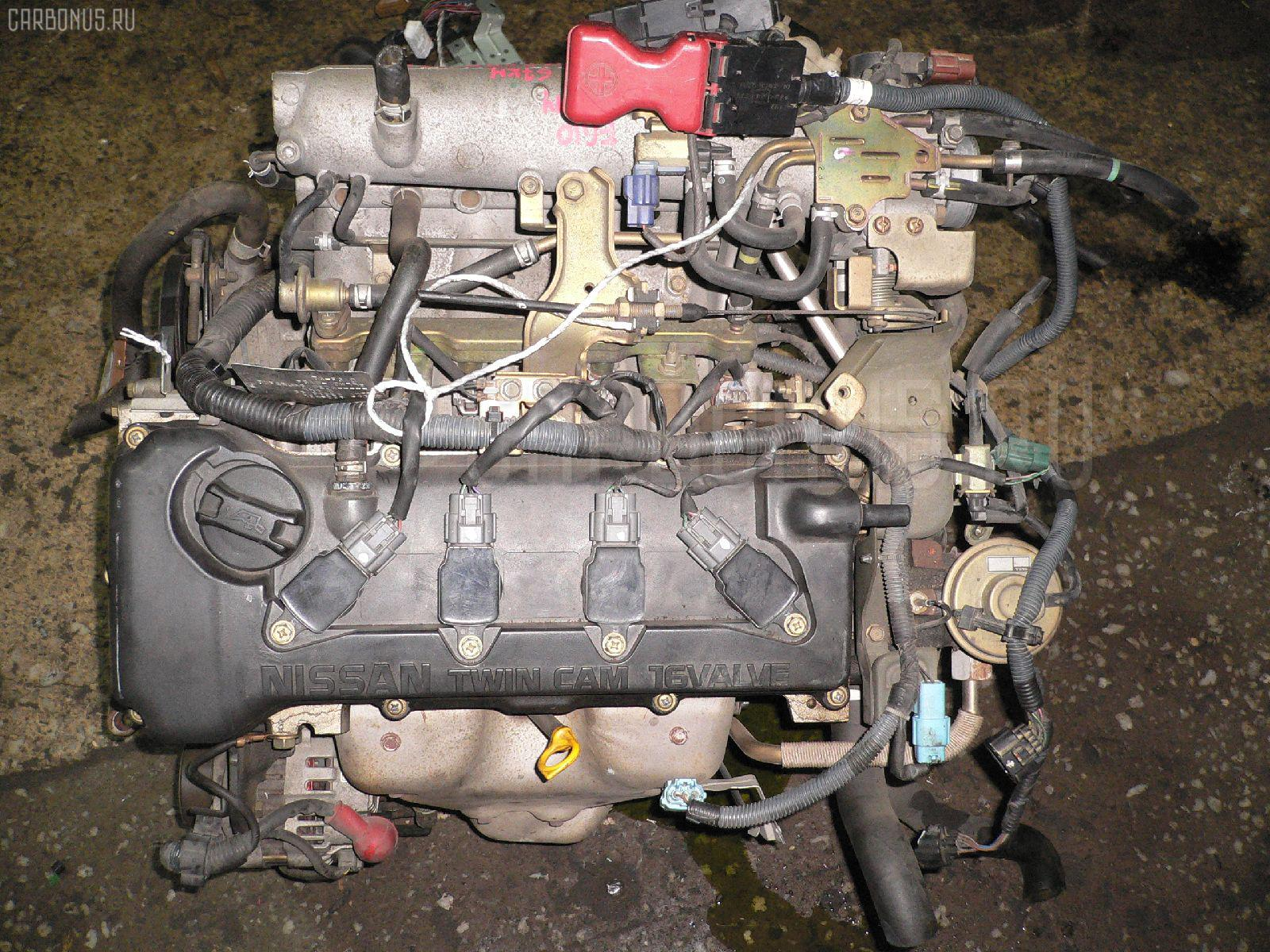 Двигатель NISSAN BLUEBIRD SYLPHY FG10 QG15DE Фото 5