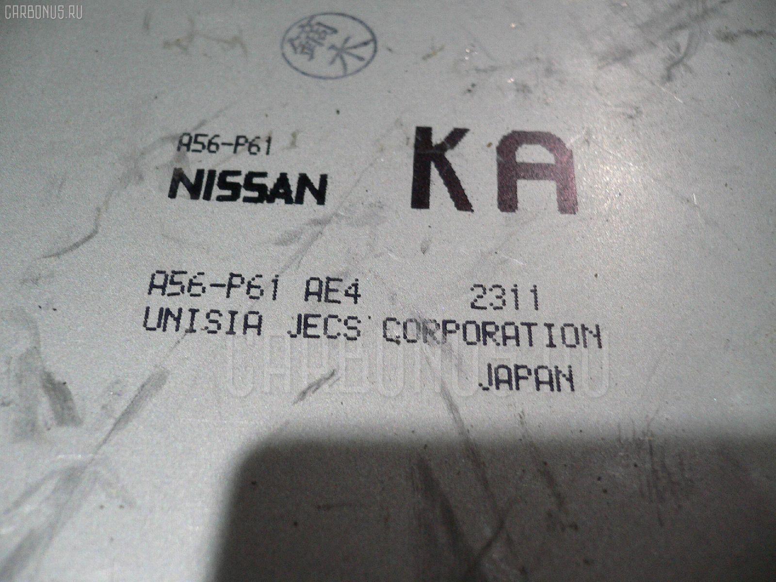 Двигатель NISSAN BLUEBIRD SYLPHY FG10 QG15DE Фото 6