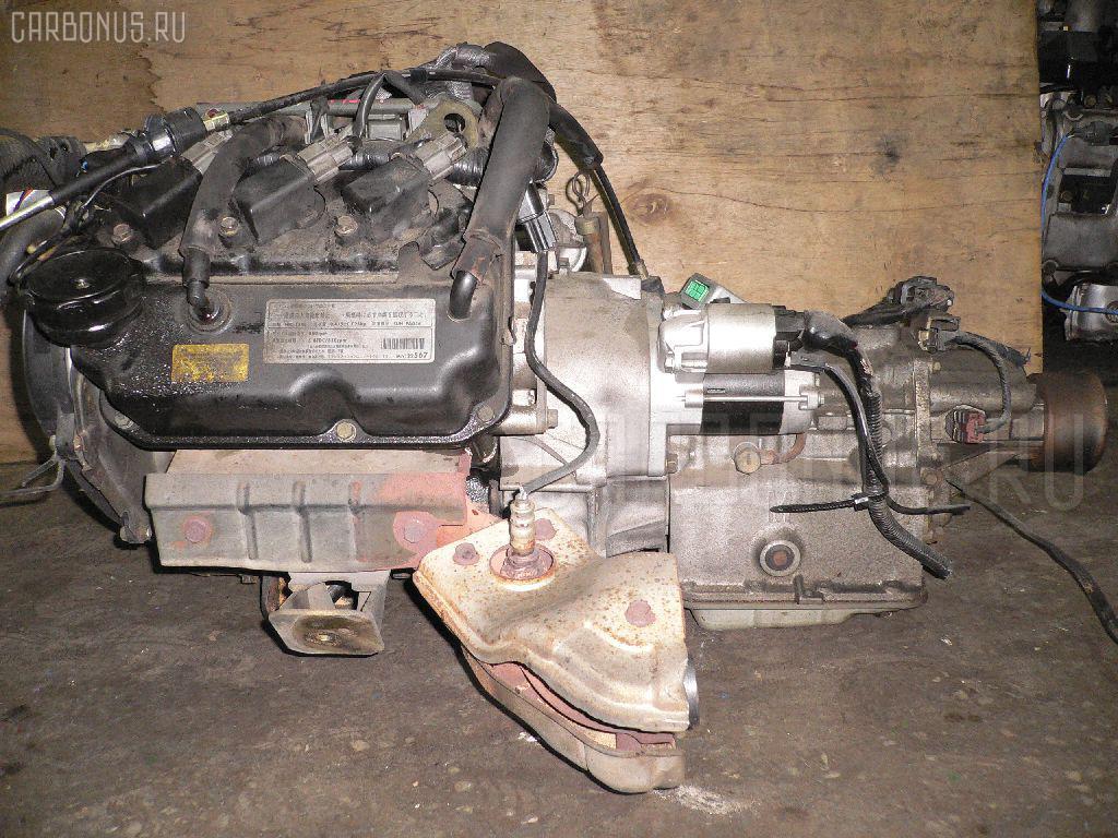 Двигатель MITSUBISHI MINICAB U61V 3G83 Фото 5