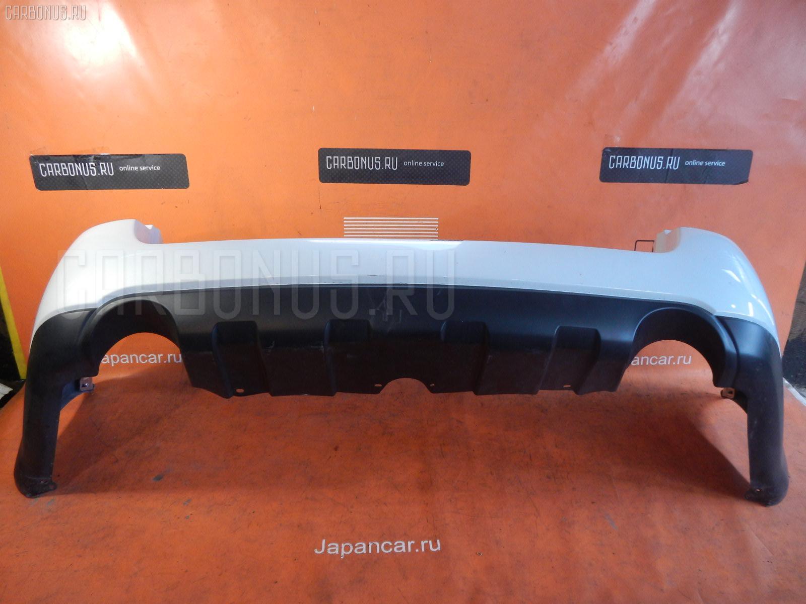 Бампер Subaru Outback BP9 Фото 1