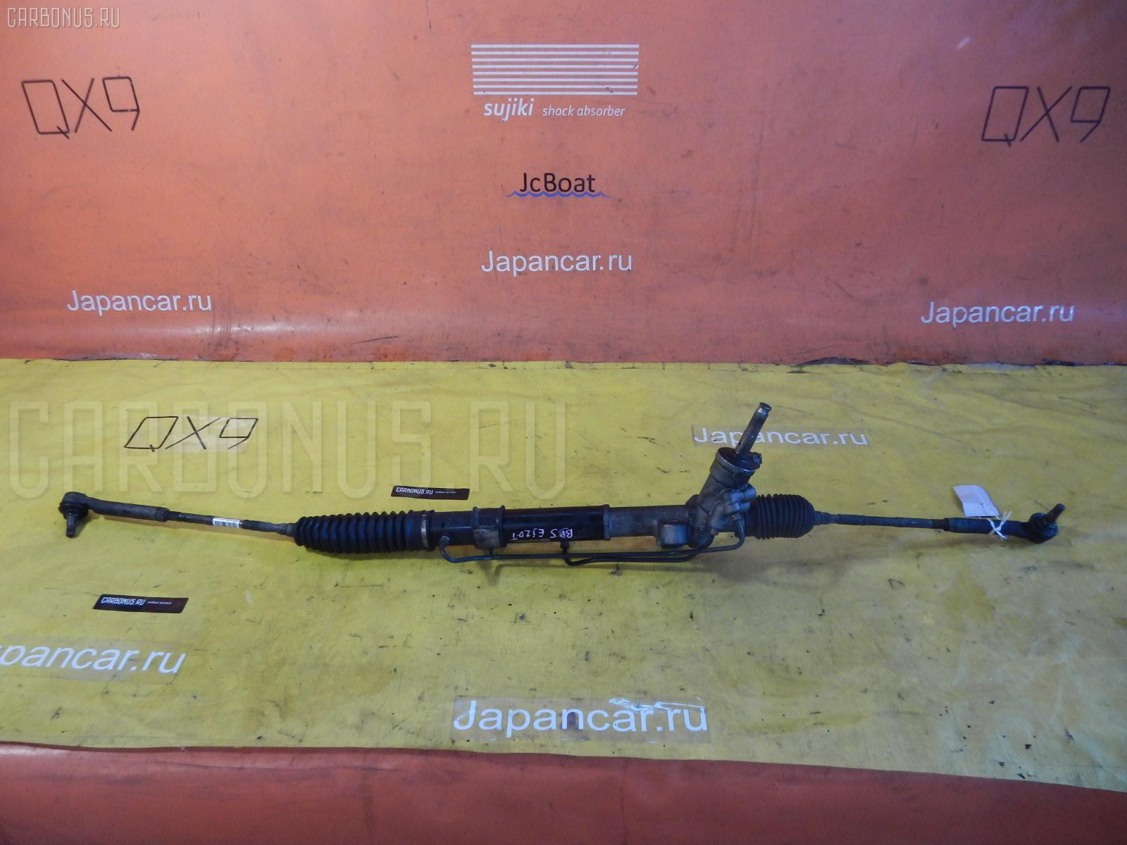 Рулевая рейка SUBARU LEGACY WAGON BP5 EJ20. Фото 8