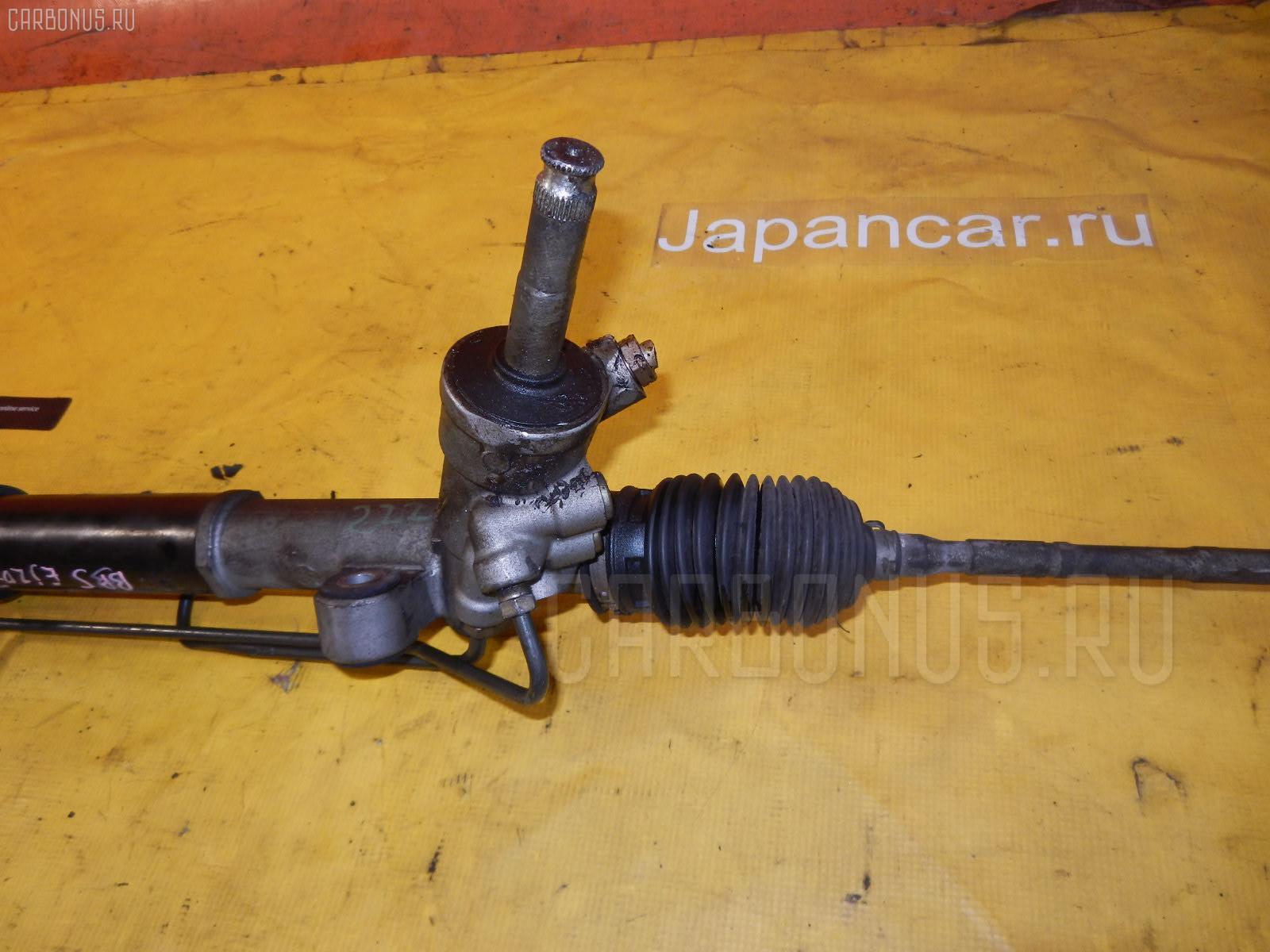 Рулевая рейка SUBARU LEGACY WAGON BP5 EJ20. Фото 7