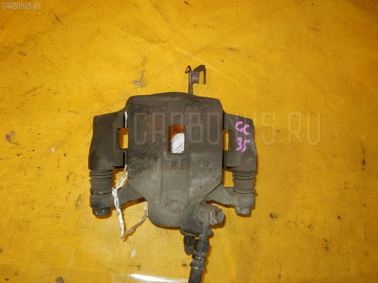 Суппорт Nissan Laurel GC35 RB25DE Фото 1