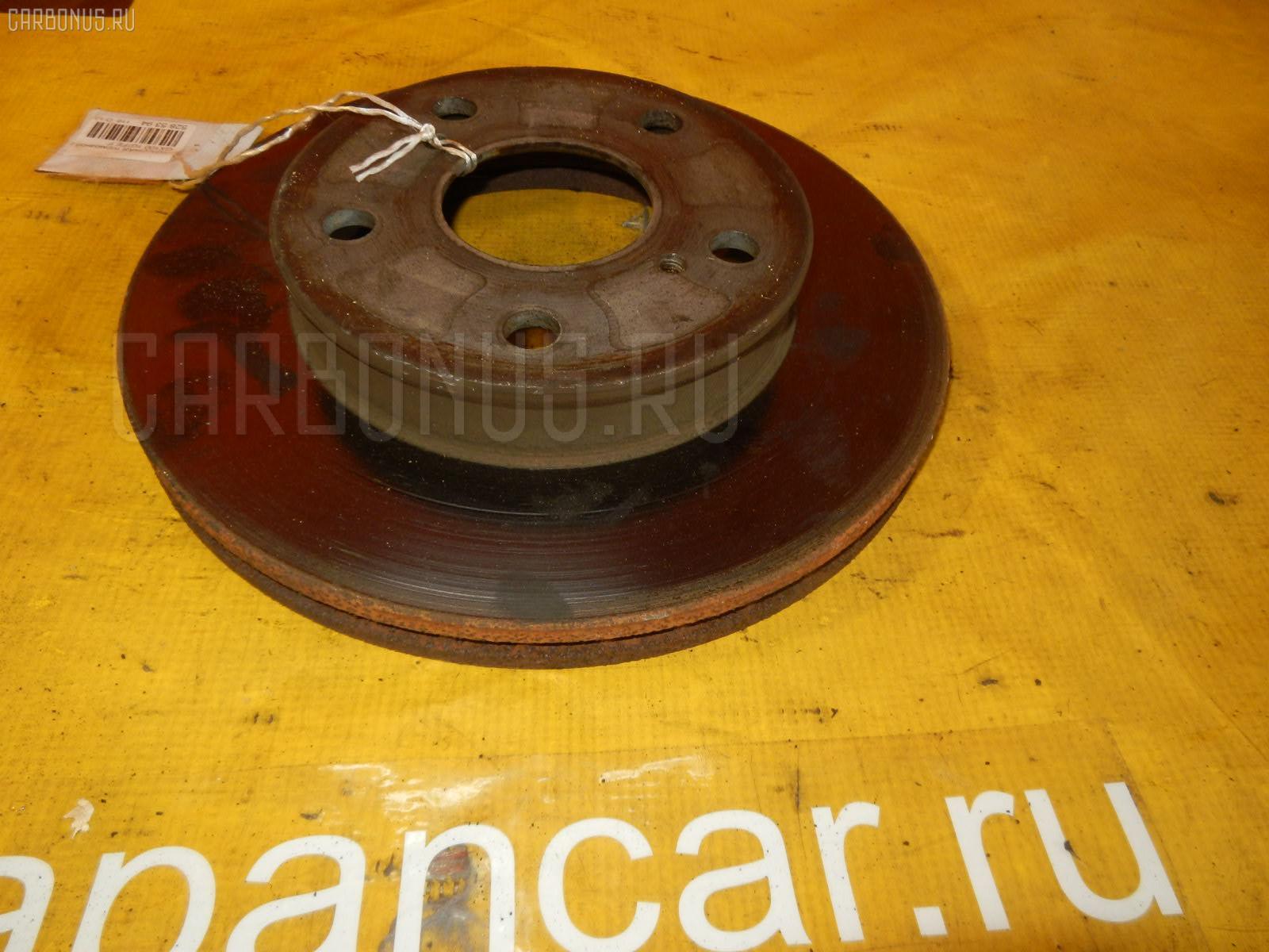 Тормозной диск TOYOTA CHASER GX100 1G-FE Фото 2
