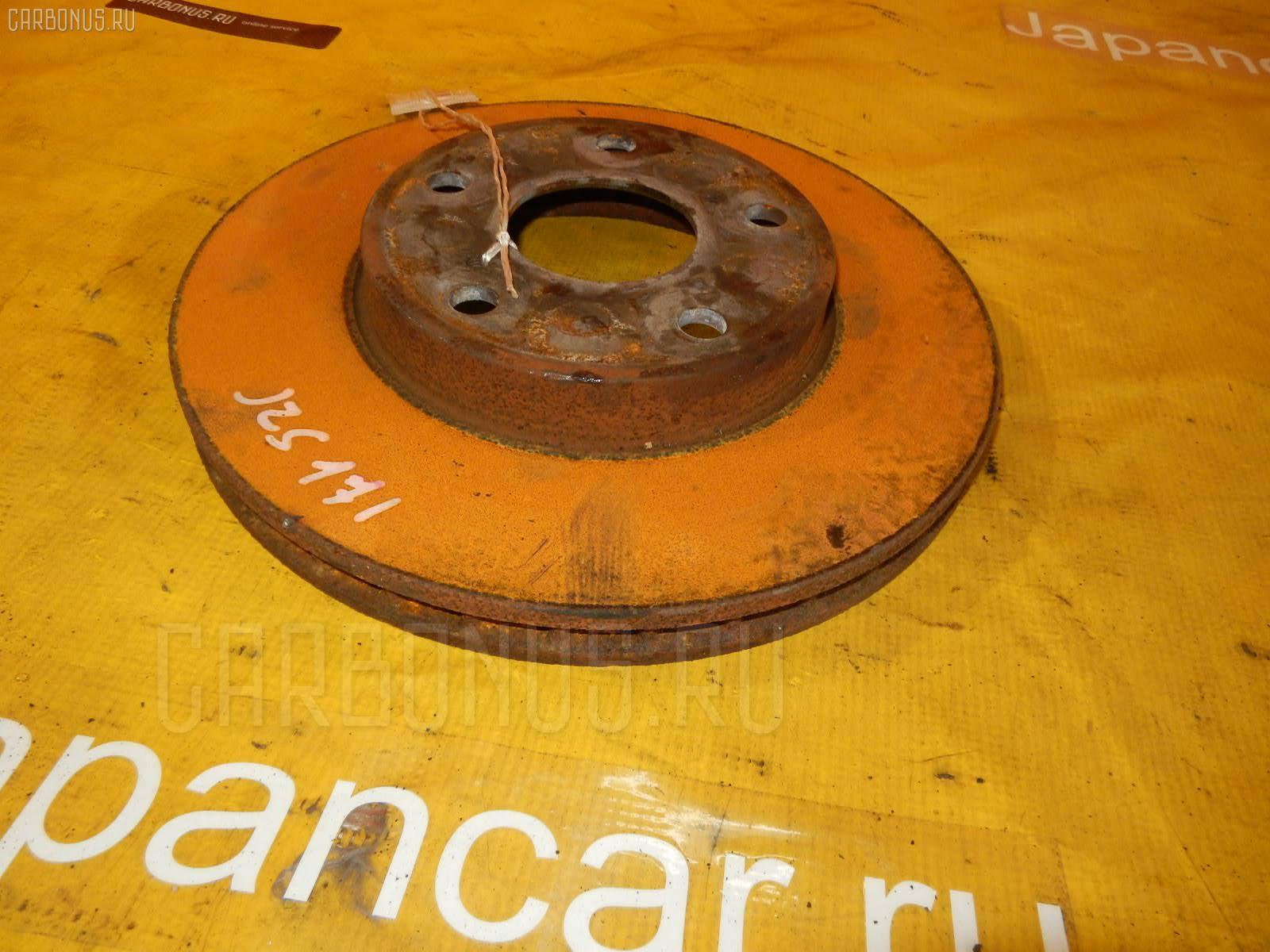 Тормозной диск TOYOTA CROWN JZS171 1JZ-FSE Фото 2