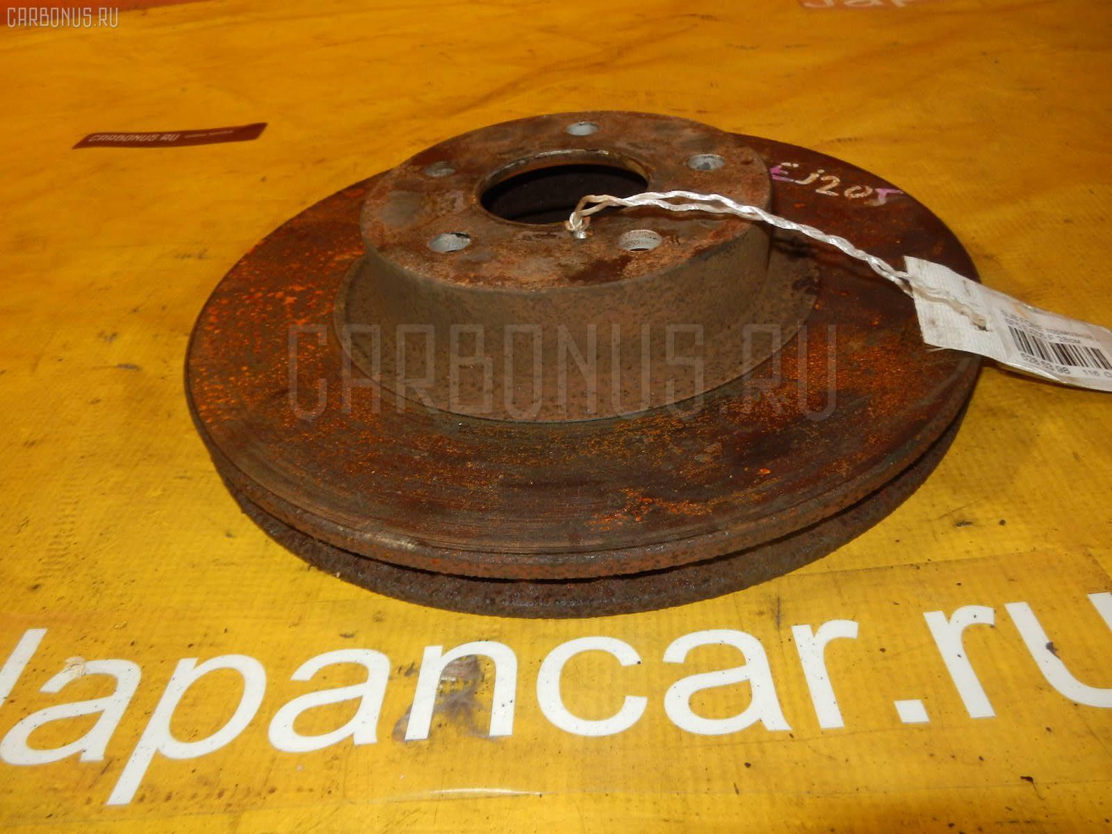 Тормозной диск SUBARU FORESTER SF5 EJ205 Фото 1